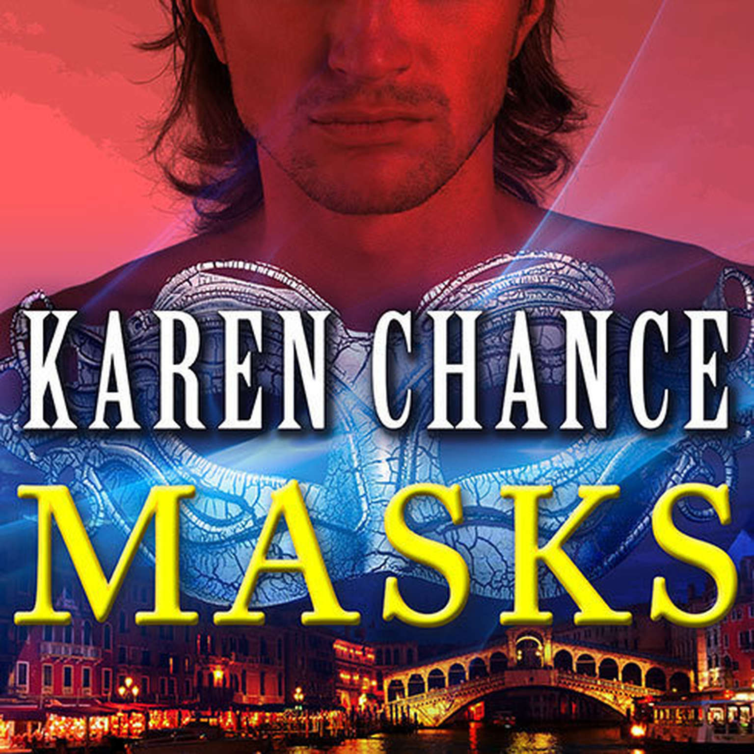 Printable Masks Audiobook Cover Art