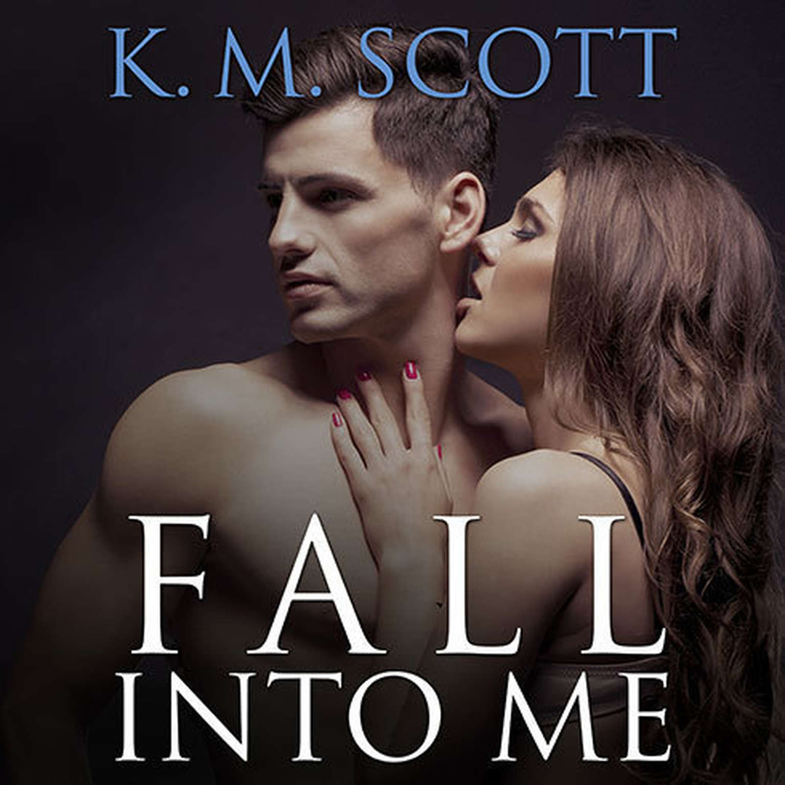 Printable Fall Into Me Audiobook Cover Art