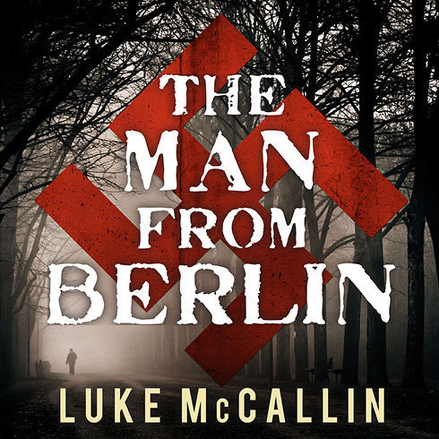 Printable The Man from Berlin Audiobook Cover Art