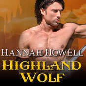 Highland Wolf Audiobook, by Hannah Howell