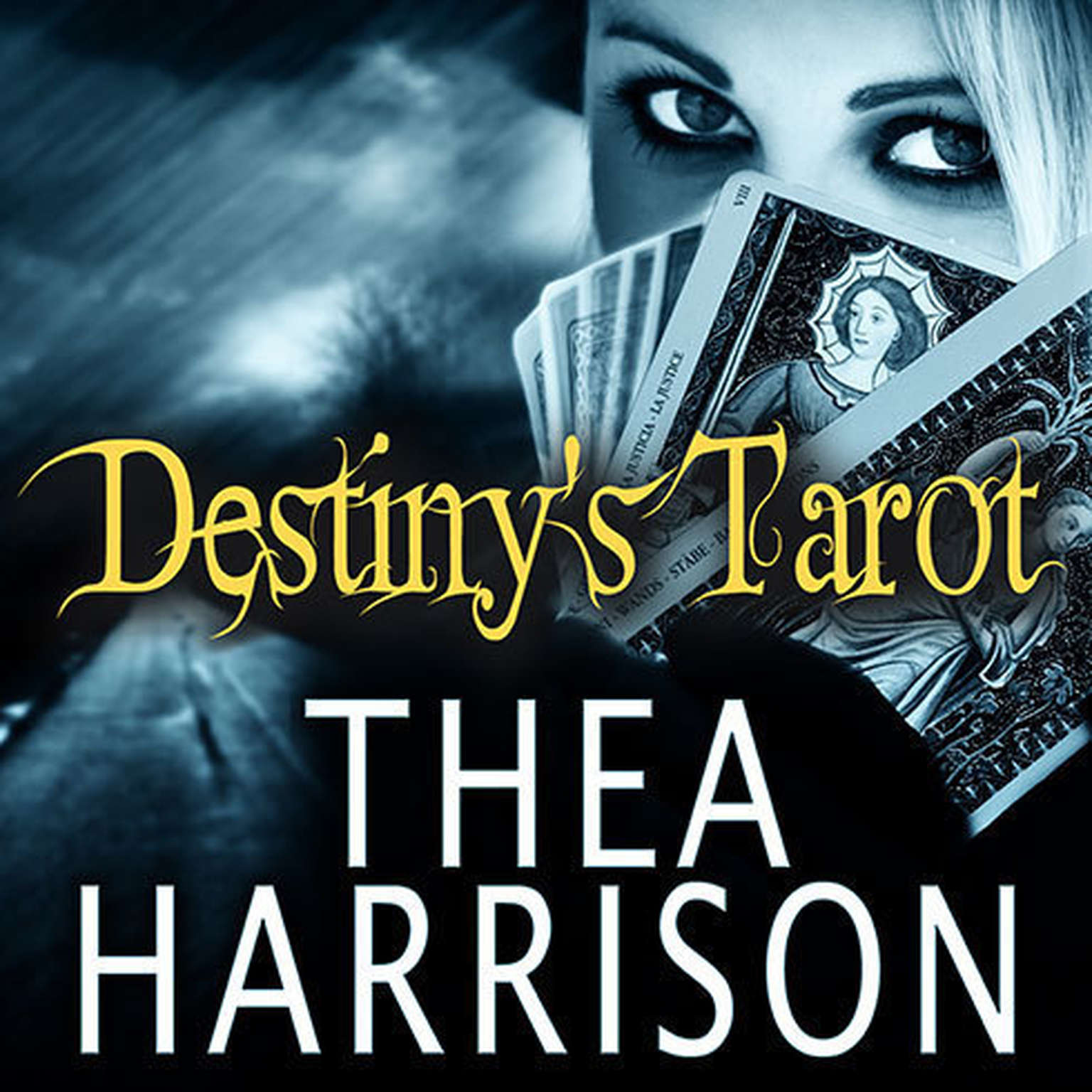 Printable Destiny's Tarot: An Elder Races Collection Audiobook Cover Art