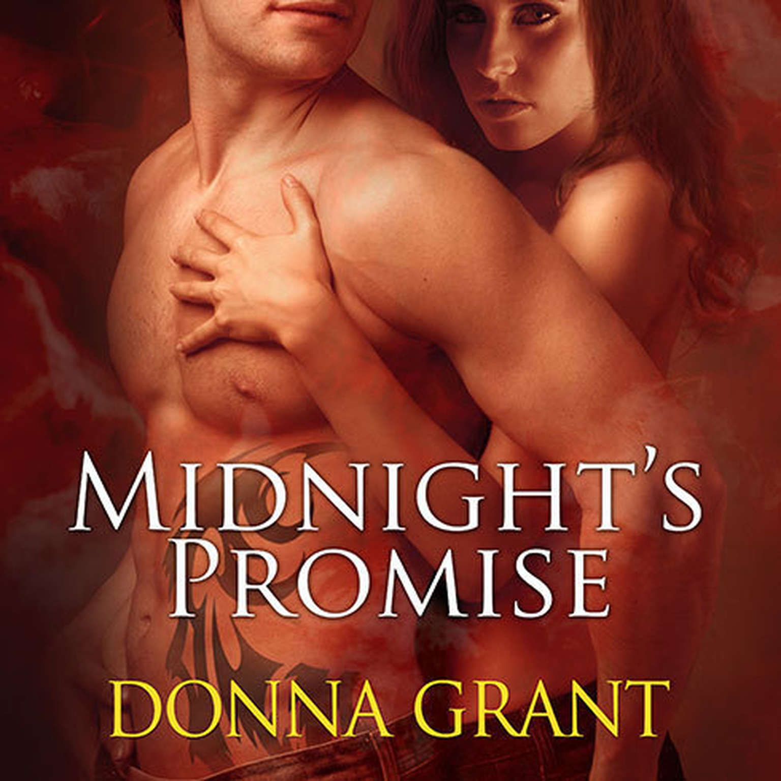 Printable Midnight's Promise Audiobook Cover Art