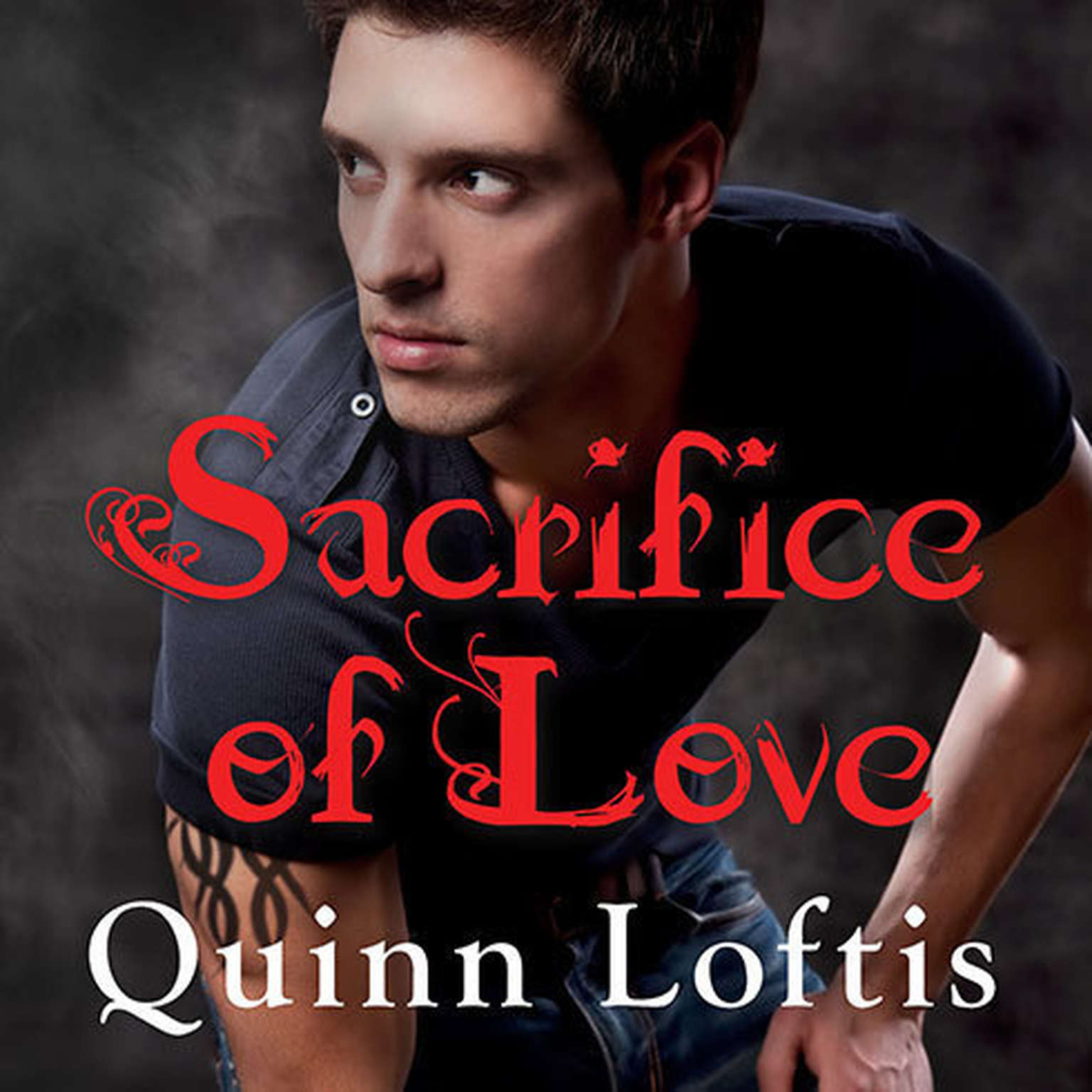 Printable Sacrifice of Love Audiobook Cover Art