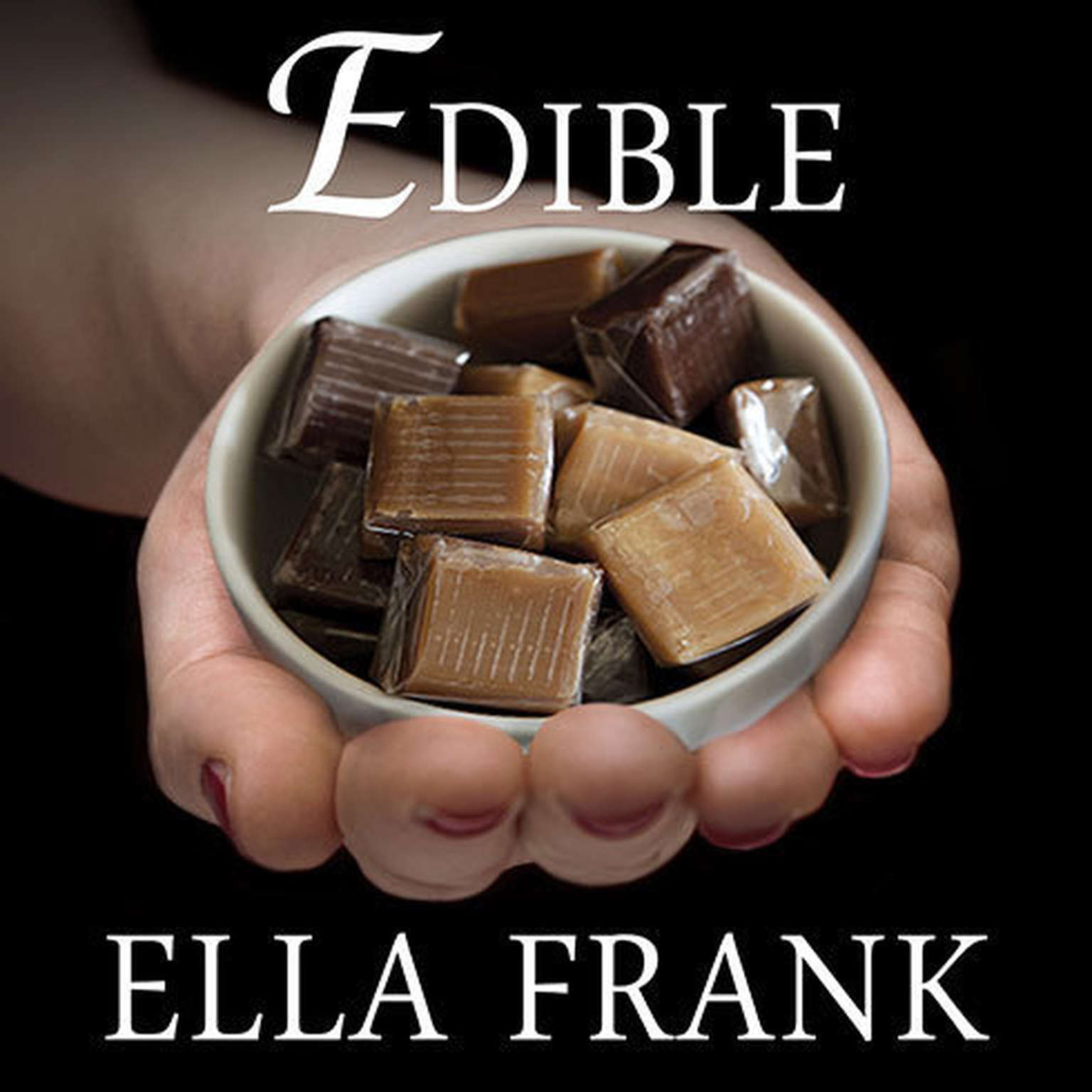 Printable Edible Audiobook Cover Art
