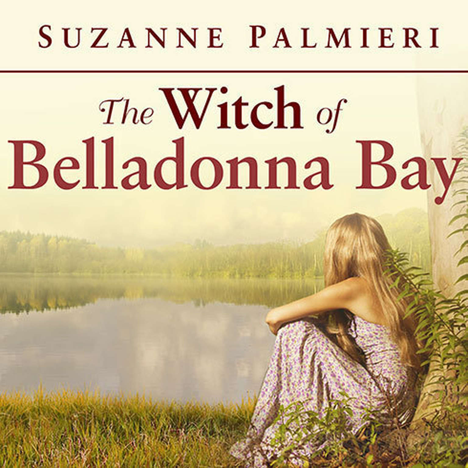 Printable The Witch of Belladonna Bay Audiobook Cover Art