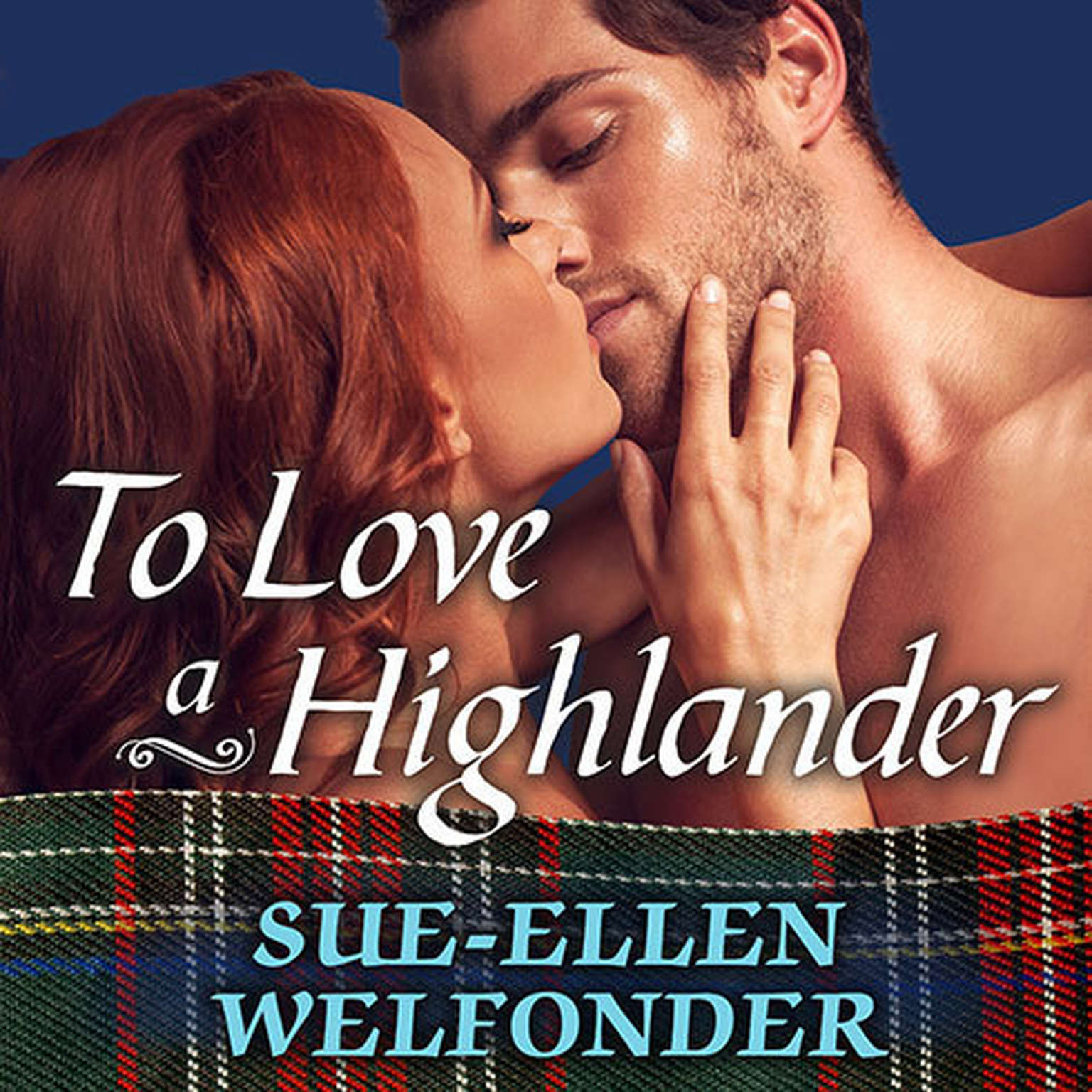 Printable To Love a Highlander Audiobook Cover Art