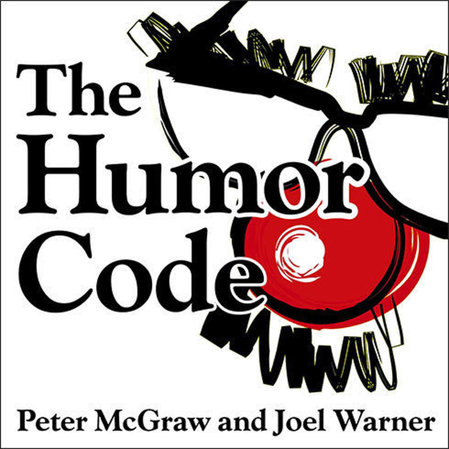 Printable The Humor Code: A Global Search for What Makes Things Funny Audiobook Cover Art