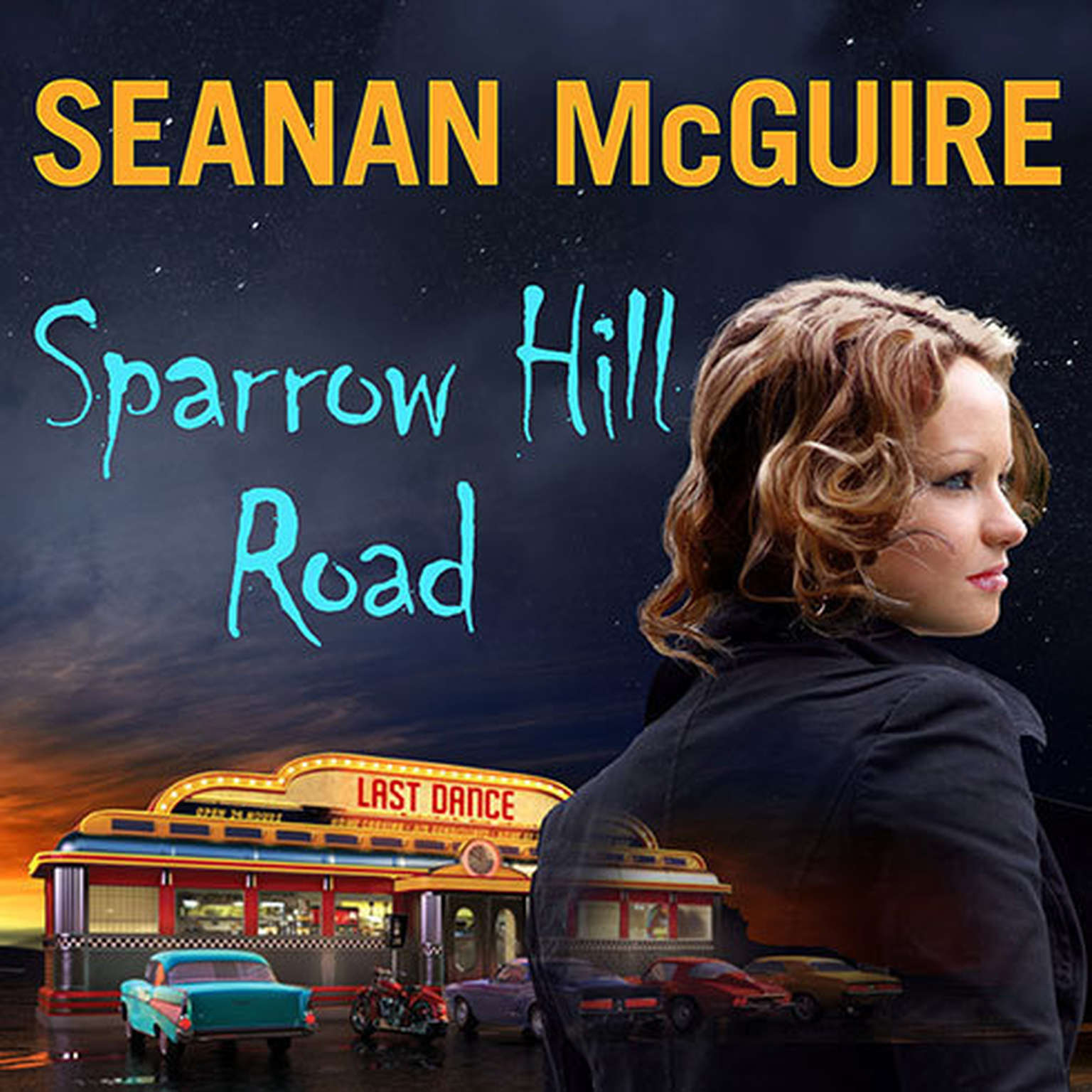 Printable Sparrow Hill Road Audiobook Cover Art