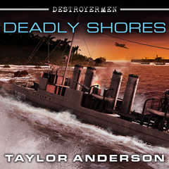 Deadly Shores Audiobook, by Taylor Anderson