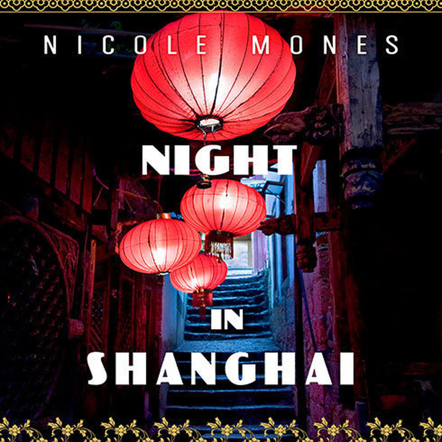 Printable Night in Shanghai Audiobook Cover Art