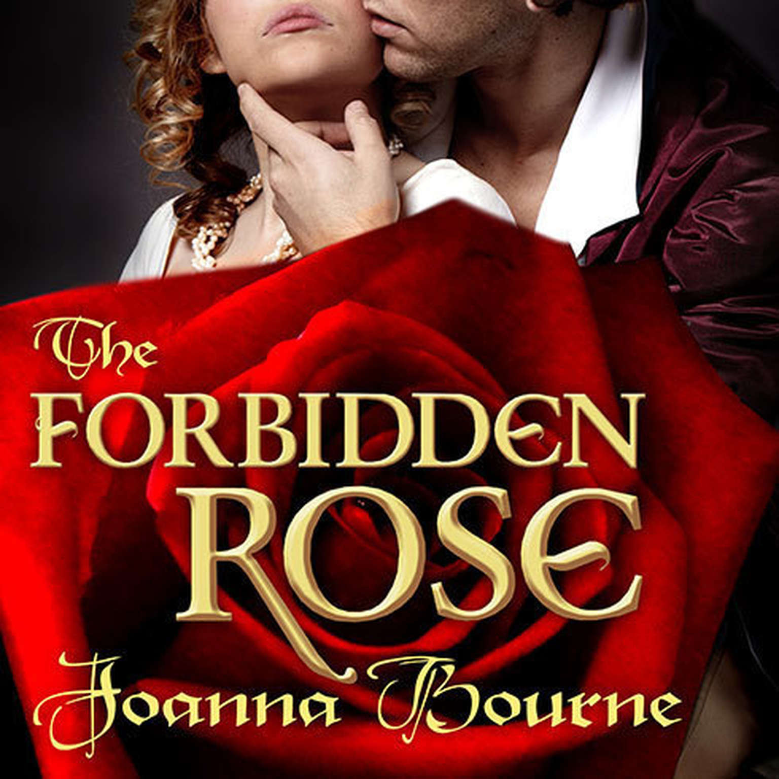 Printable The Forbidden Rose Audiobook Cover Art