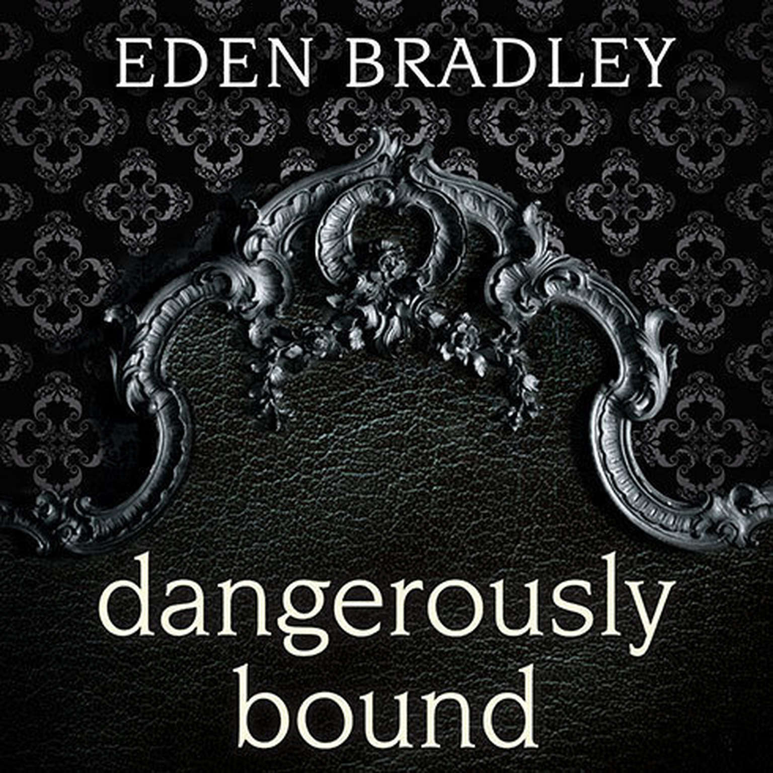Printable Dangerously Bound Audiobook Cover Art