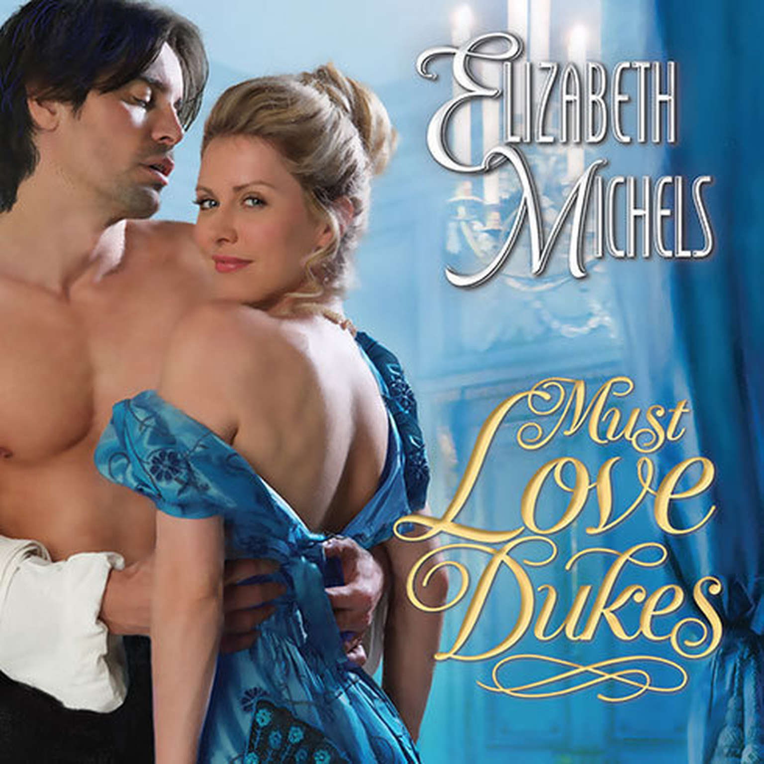 Printable Must Love Dukes Audiobook Cover Art