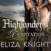 The Highlanders Temptation, by Eliza Knight