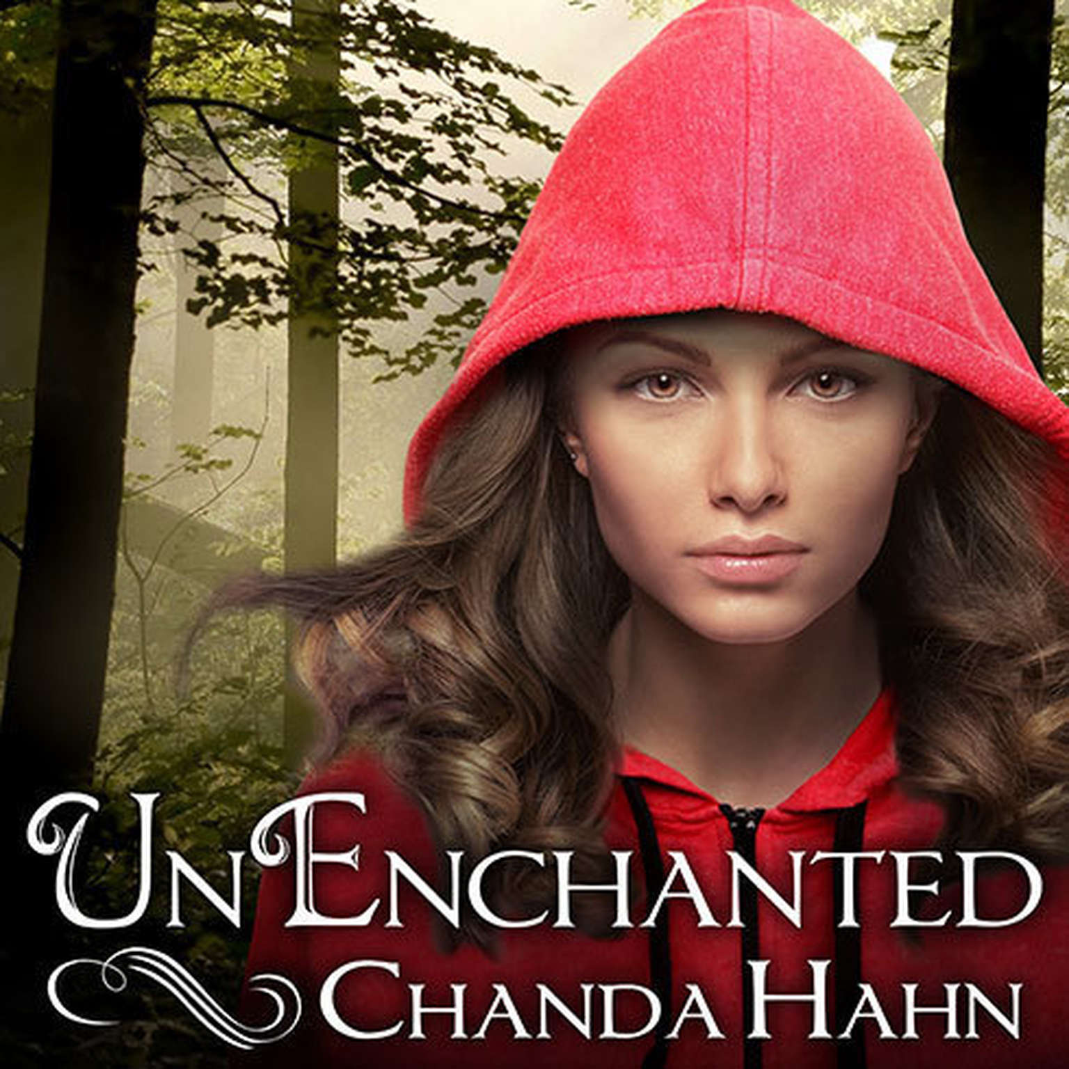Printable UnEnchanted Audiobook Cover Art