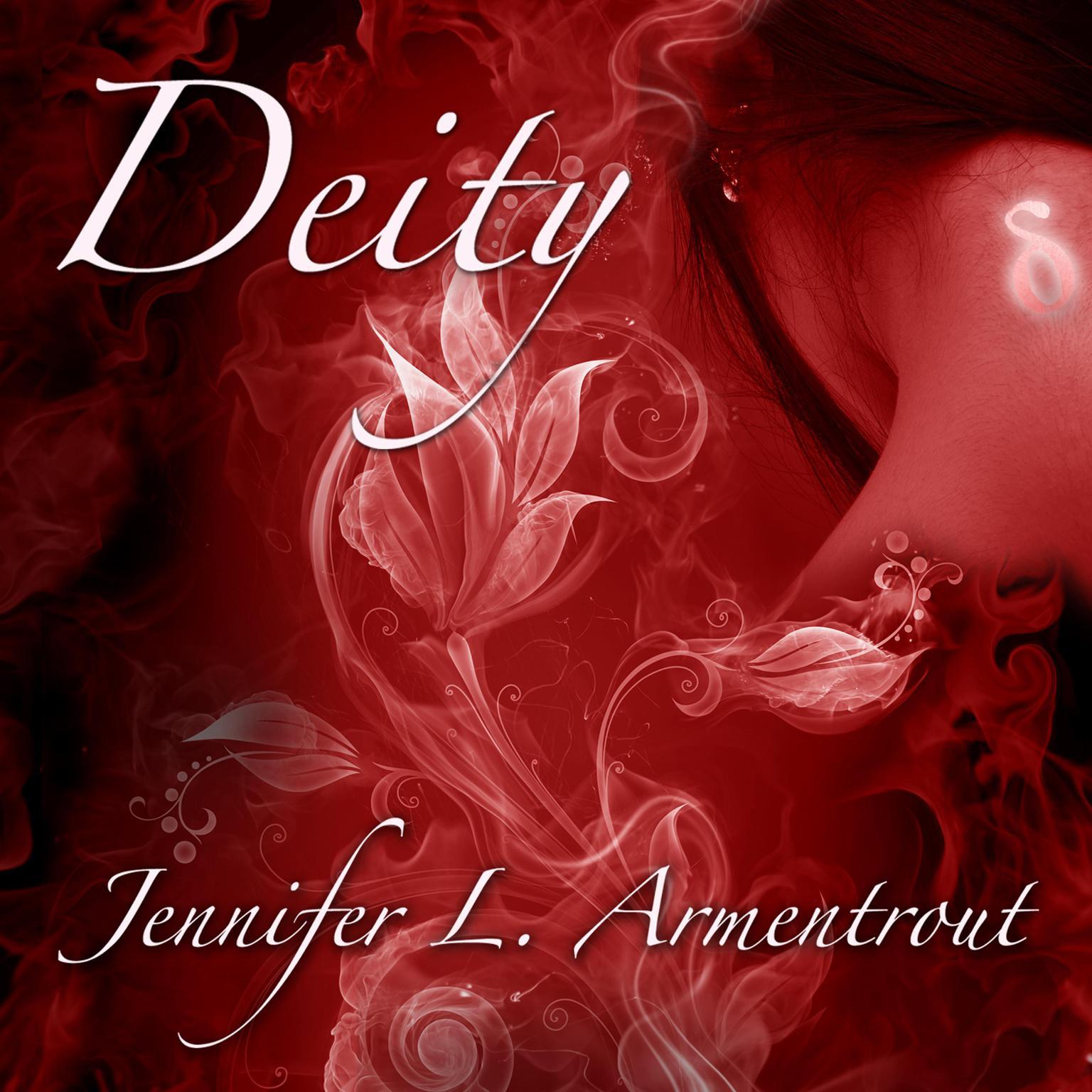 Printable Deity: The Third Covenant Novel Audiobook Cover Art