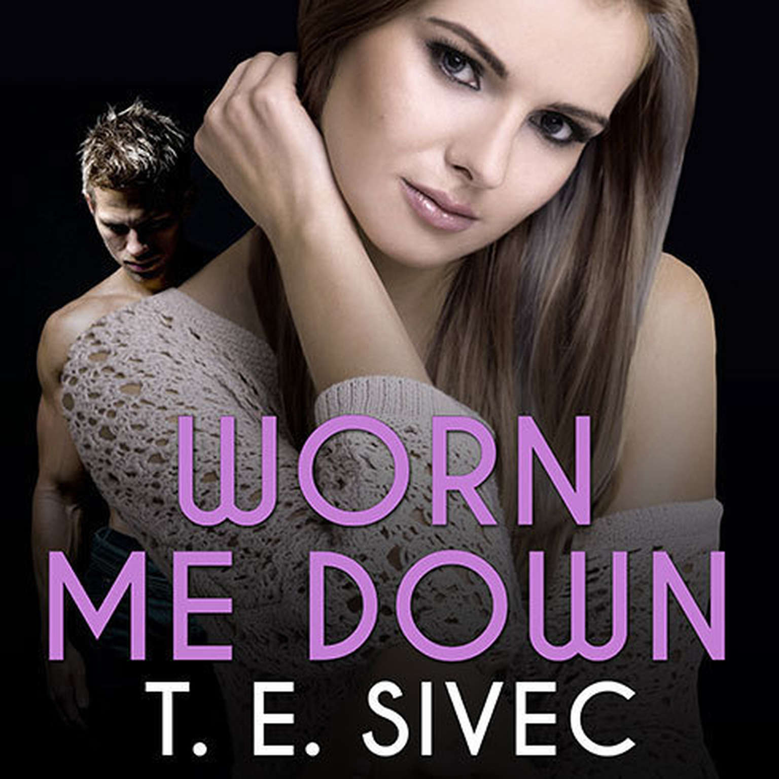 Printable Worn Me Down Audiobook Cover Art