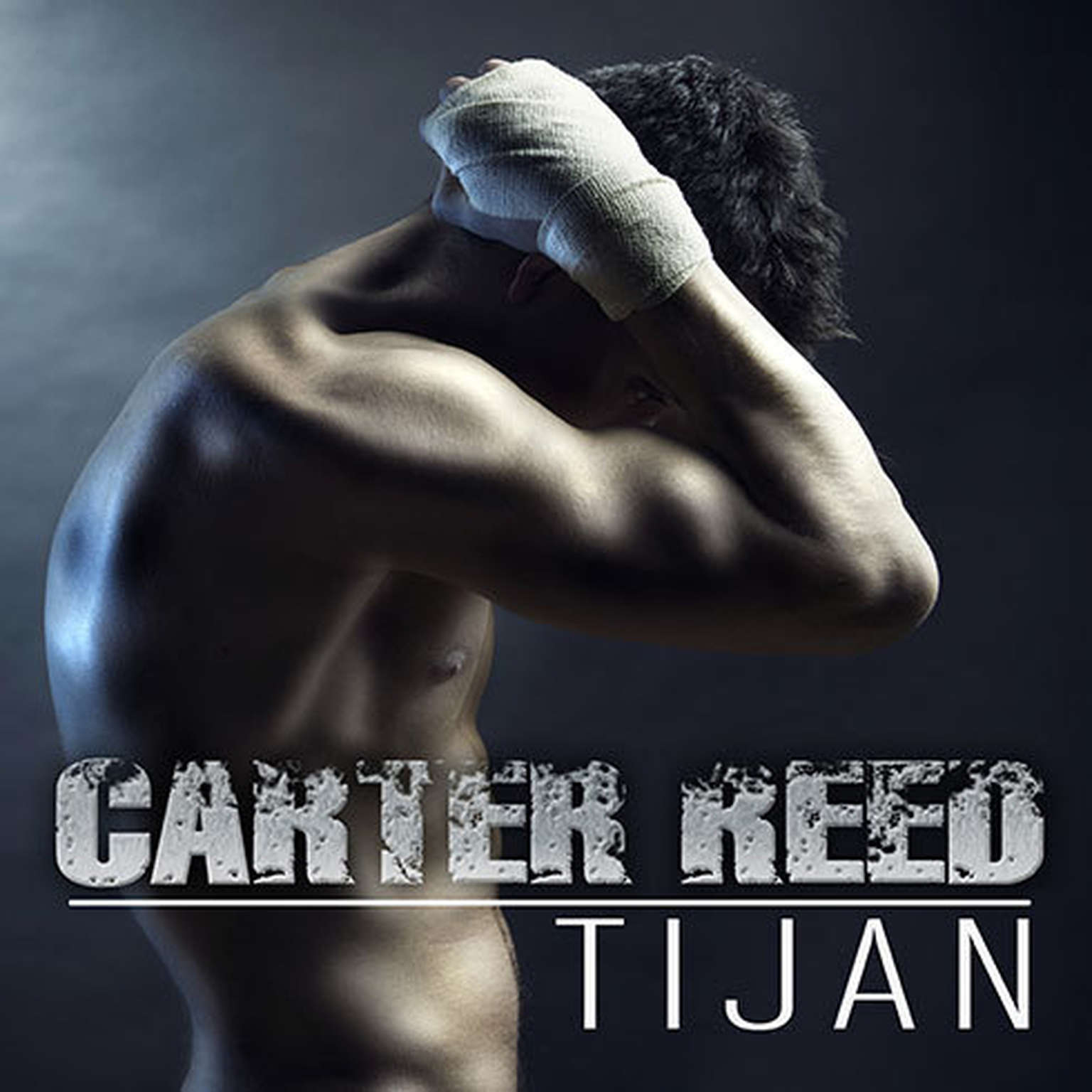 Printable Carter Reed Audiobook Cover Art