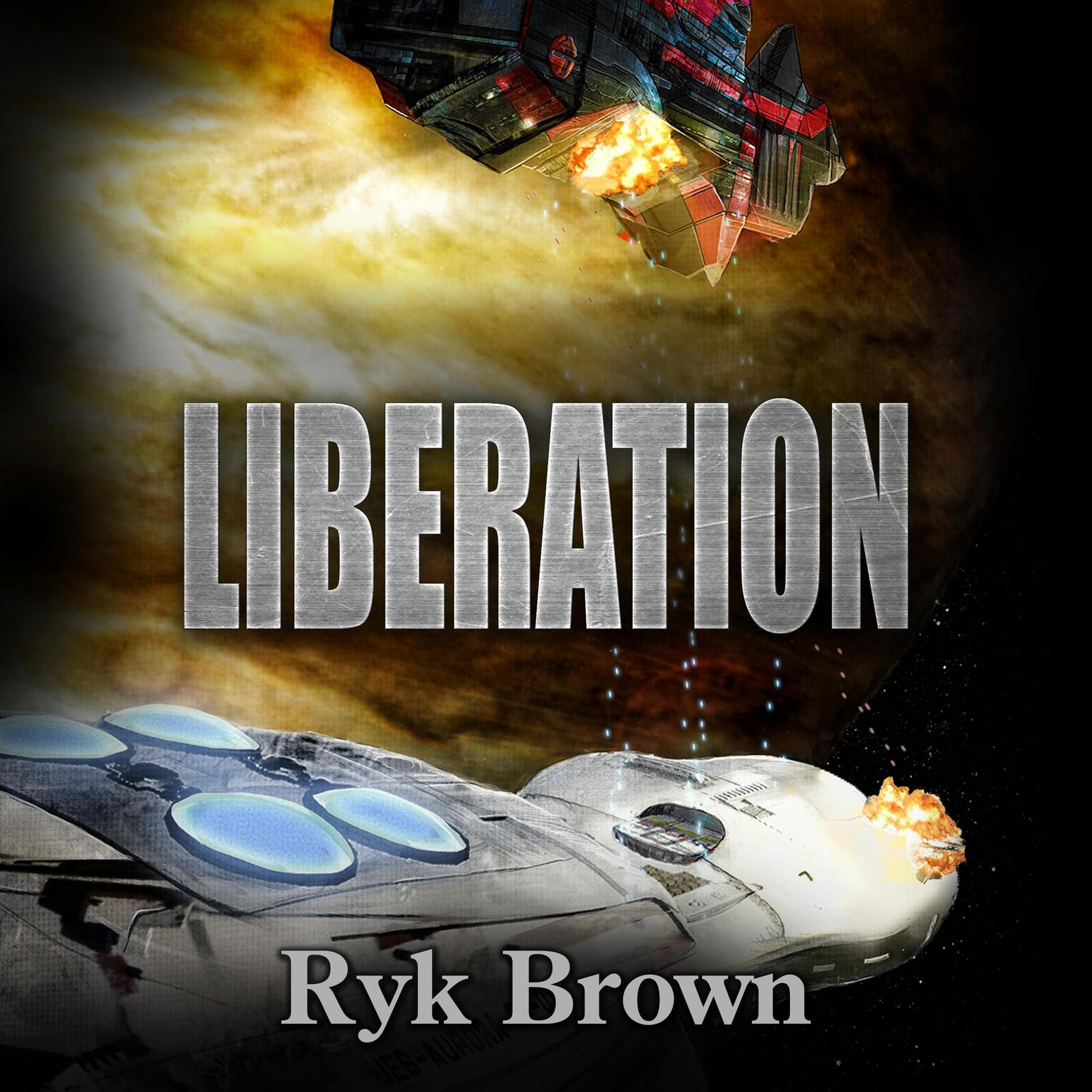 Printable Liberation Audiobook Cover Art