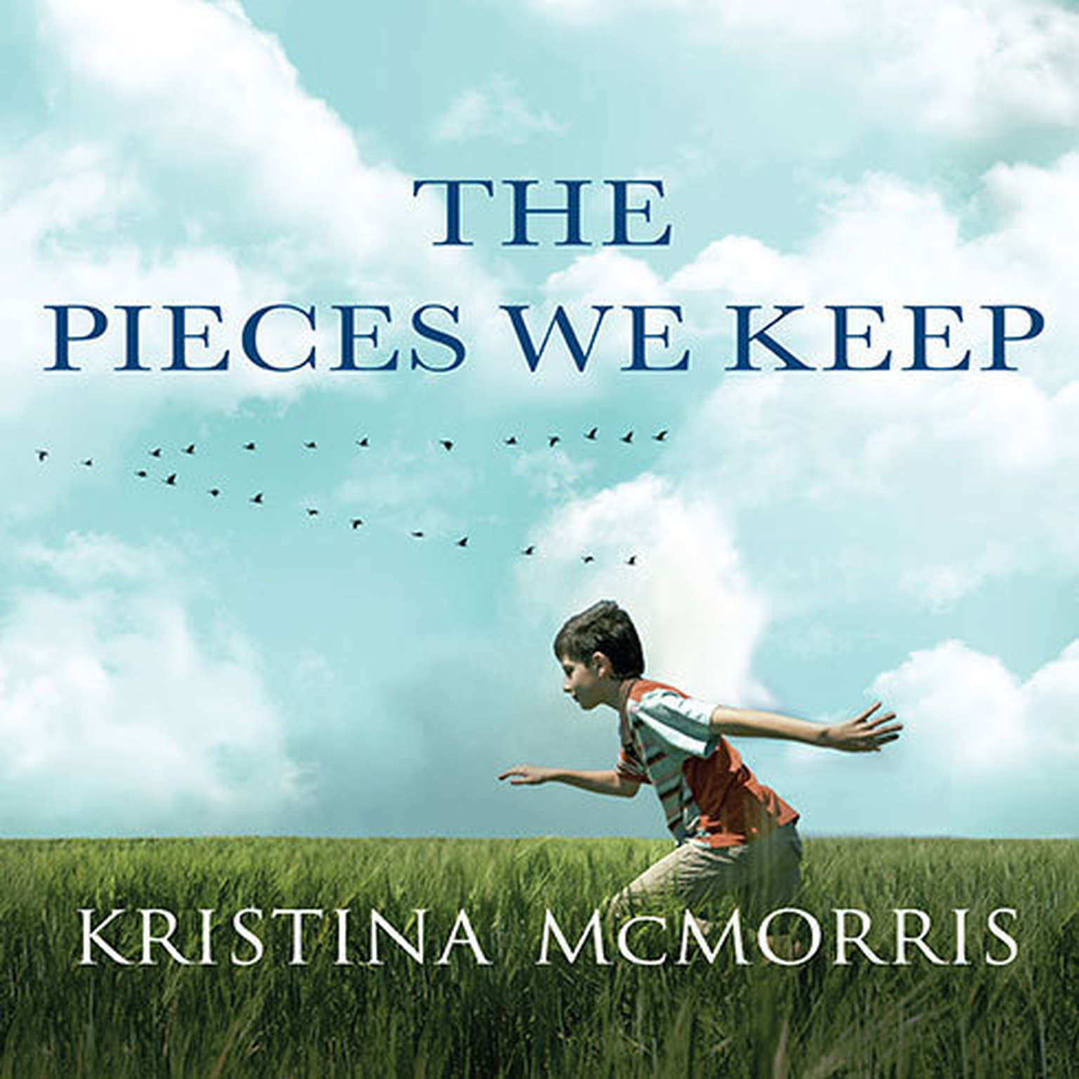 Printable The Pieces We Keep Audiobook Cover Art