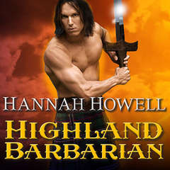 Highland Barbarian Audiobook, by Hannah Howell