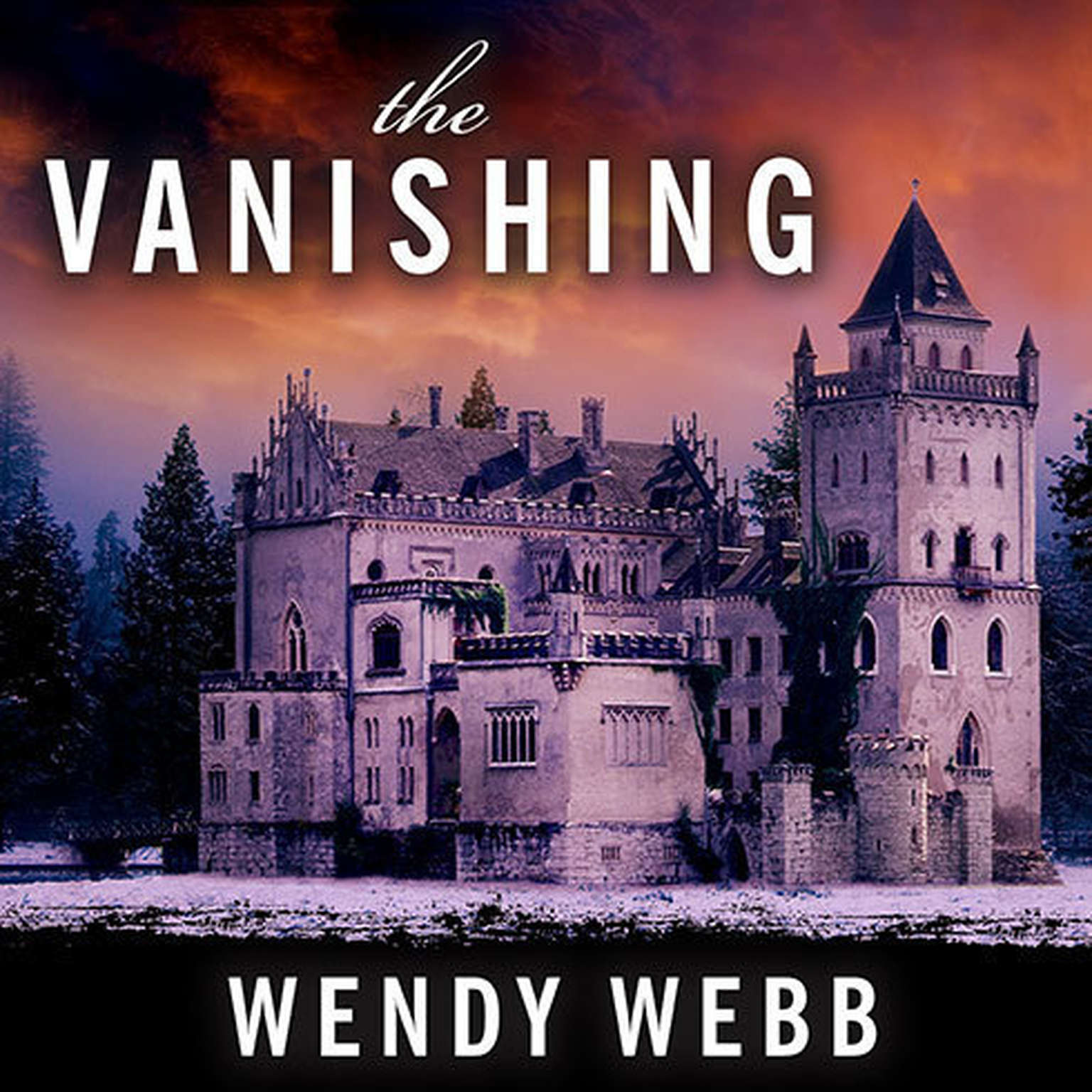Printable The Vanishing Audiobook Cover Art