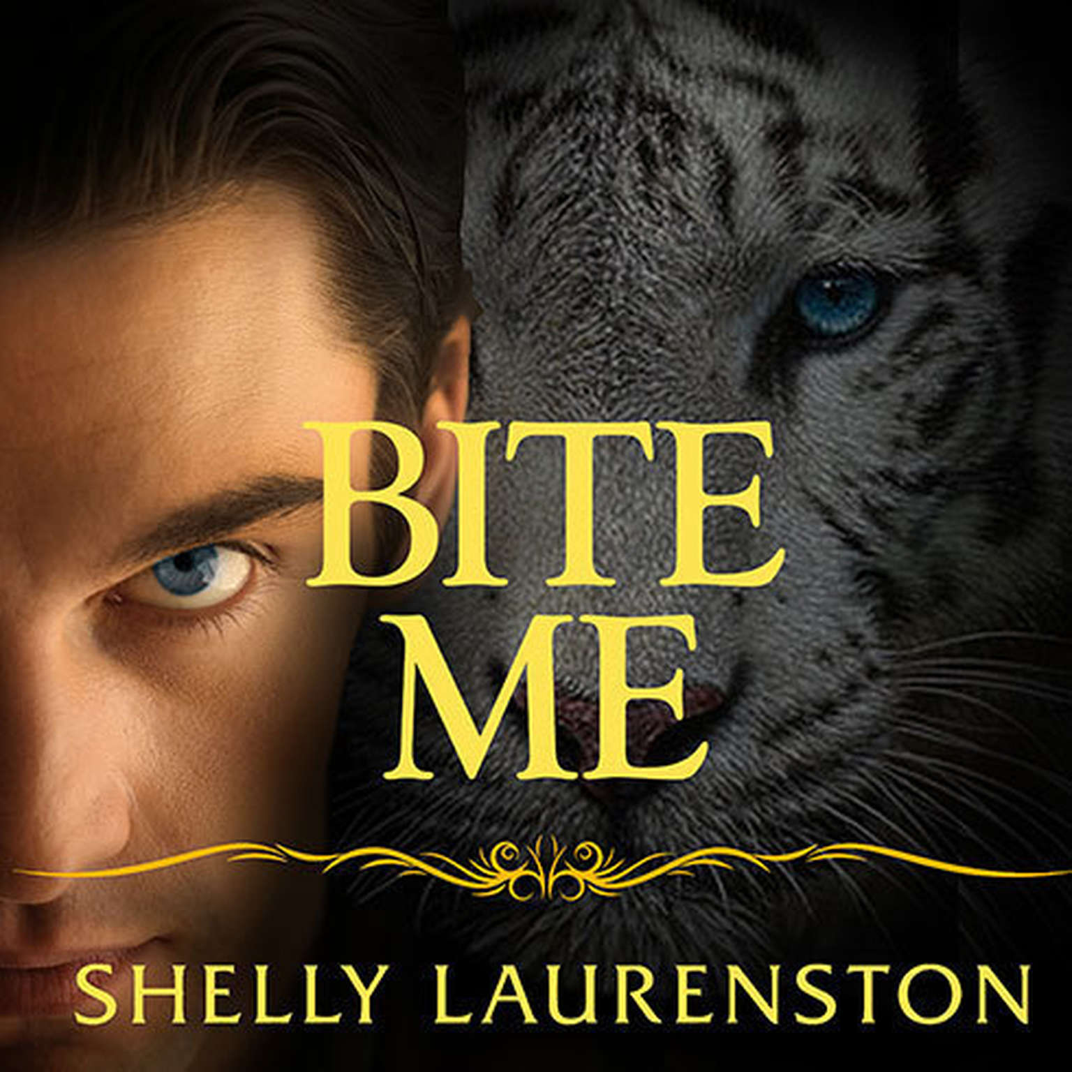 Printable Bite Me Audiobook Cover Art