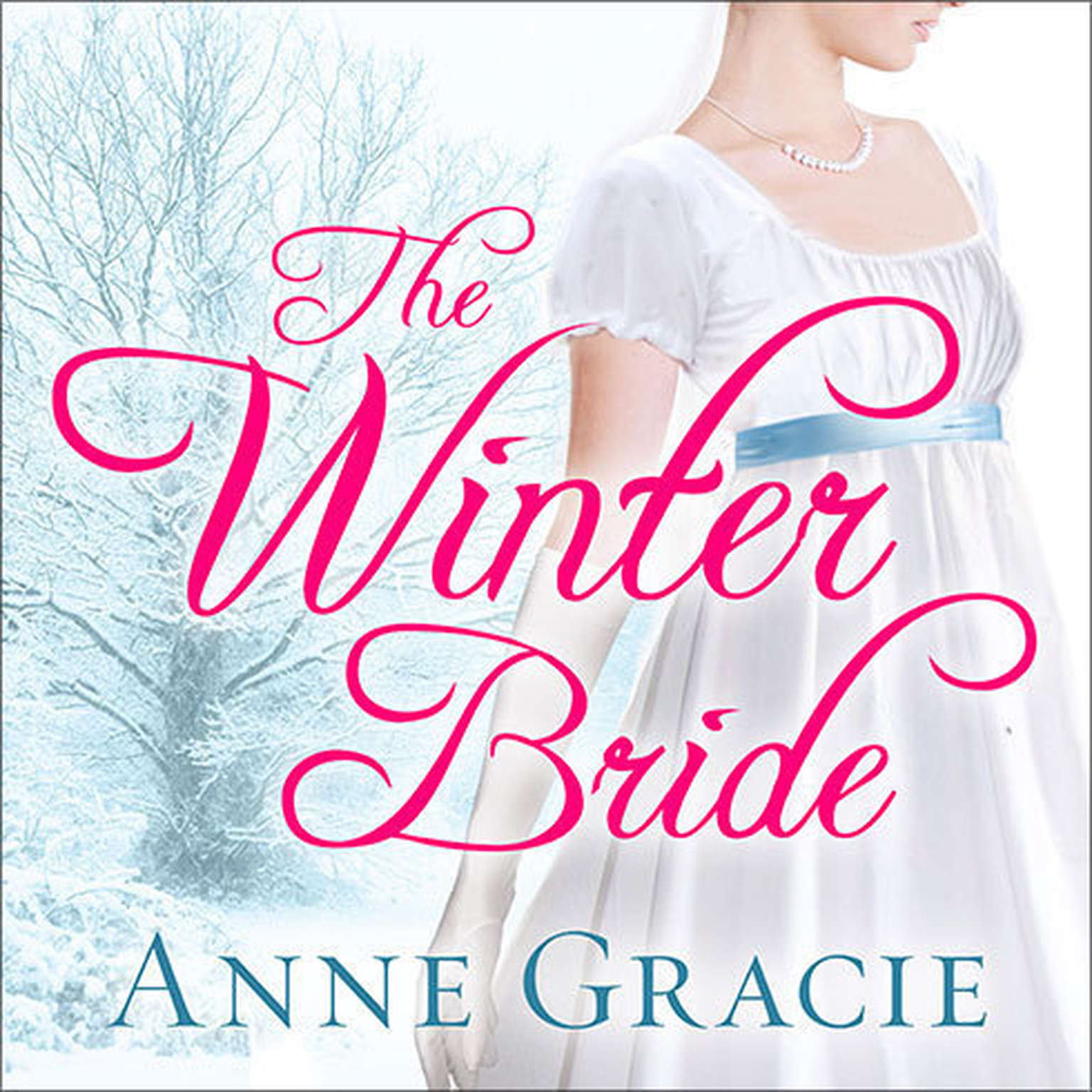 Printable The Winter Bride Audiobook Cover Art