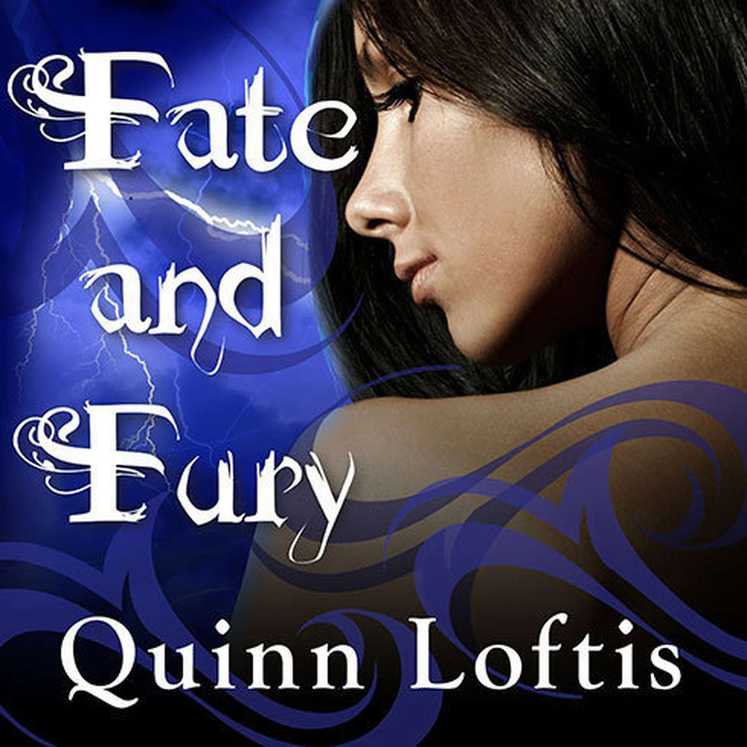 Printable Fate and Fury Audiobook Cover Art