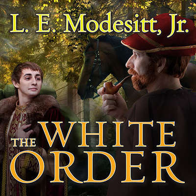The White Order Audiobook, by