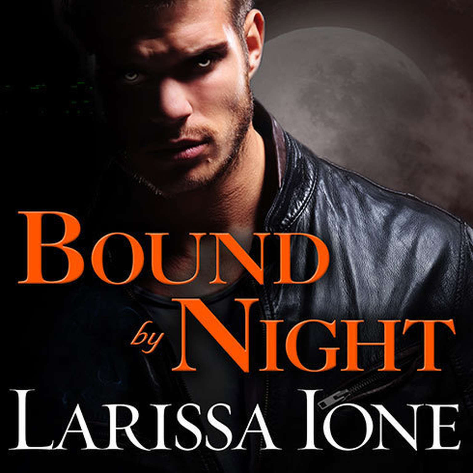 Printable Bound by Night Audiobook Cover Art