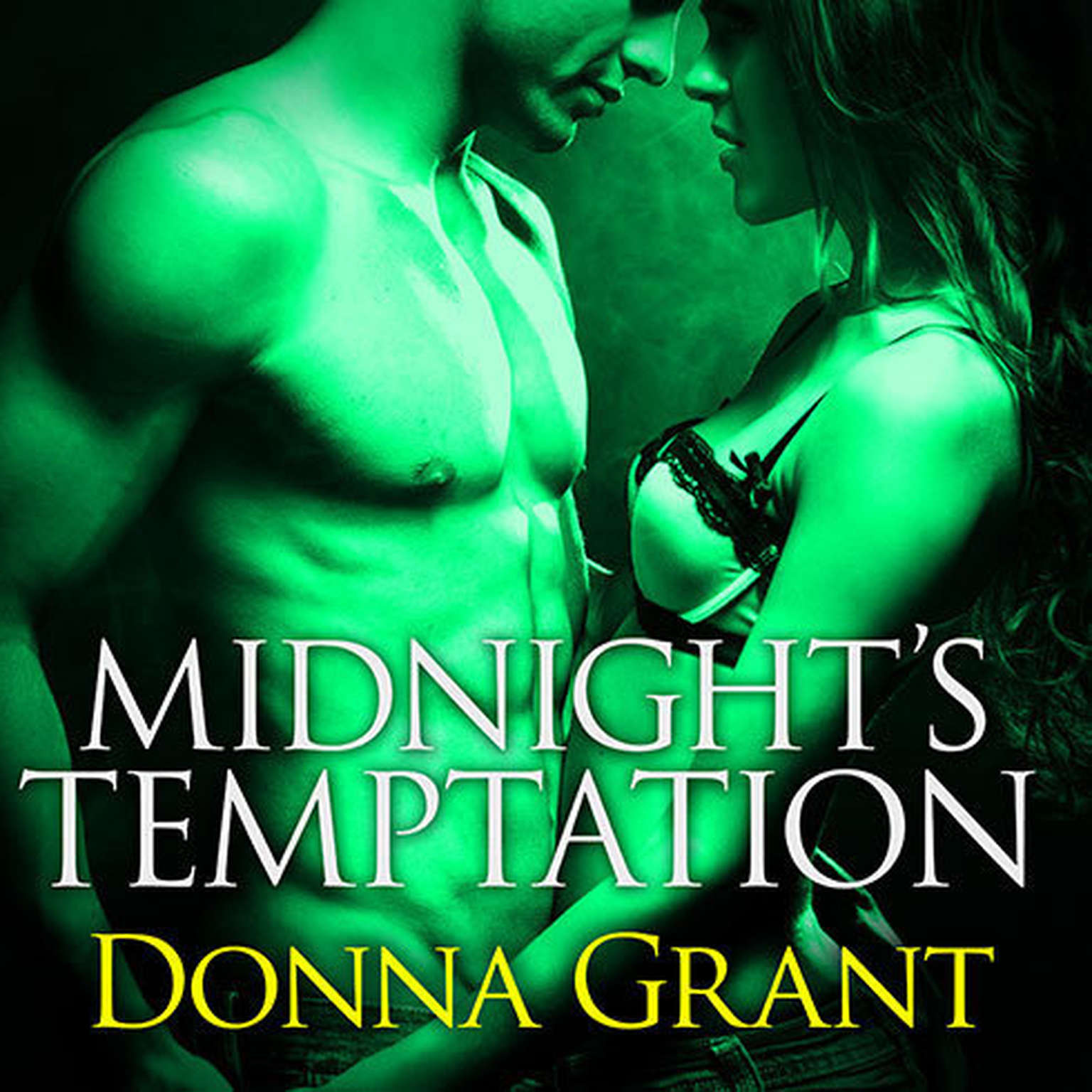 Printable Midnight's Temptation Audiobook Cover Art