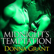 Midnights Temptation, by Donna Grant