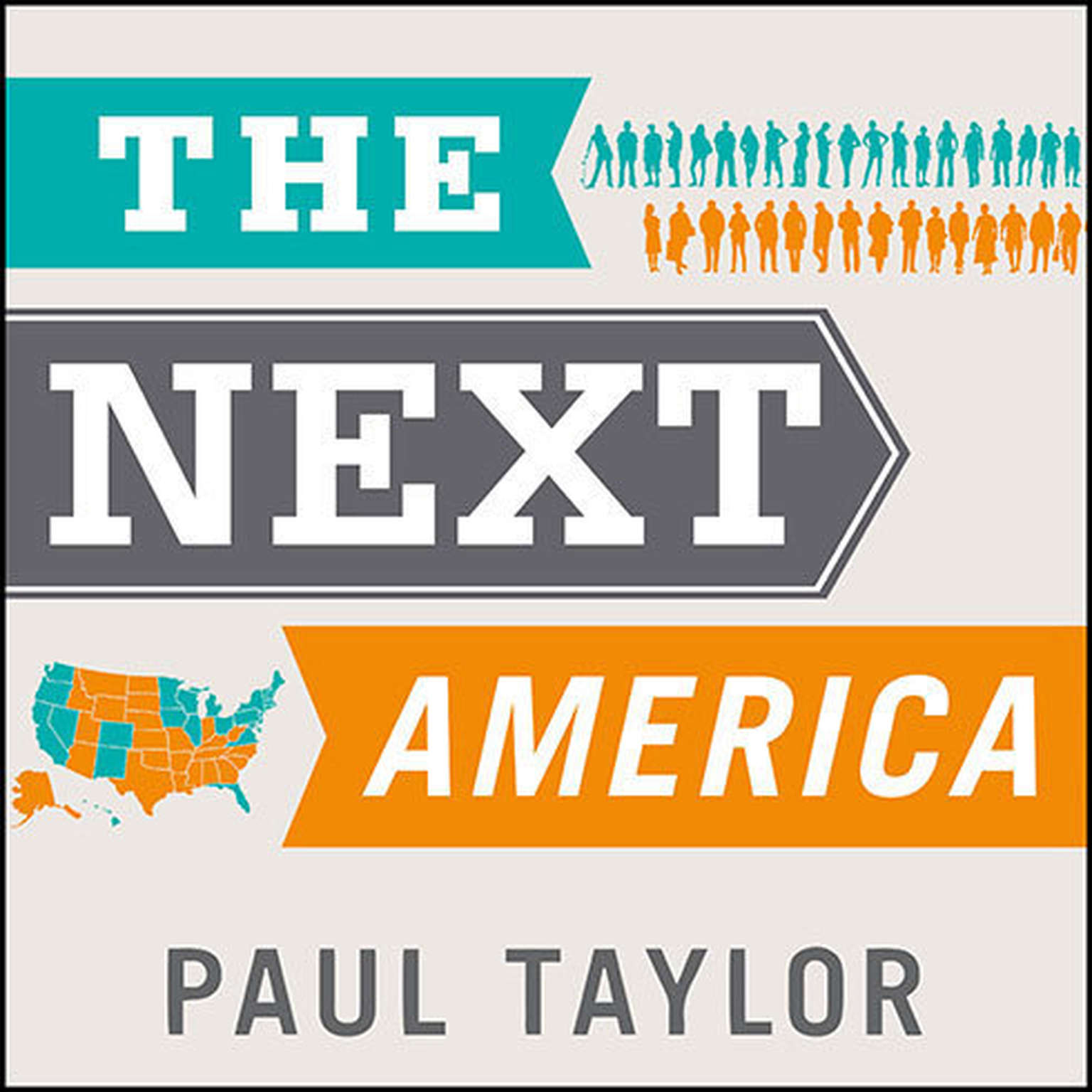 Printable The Next America: Boomers, Millennials, and the Looming Generational Showdown Audiobook Cover Art