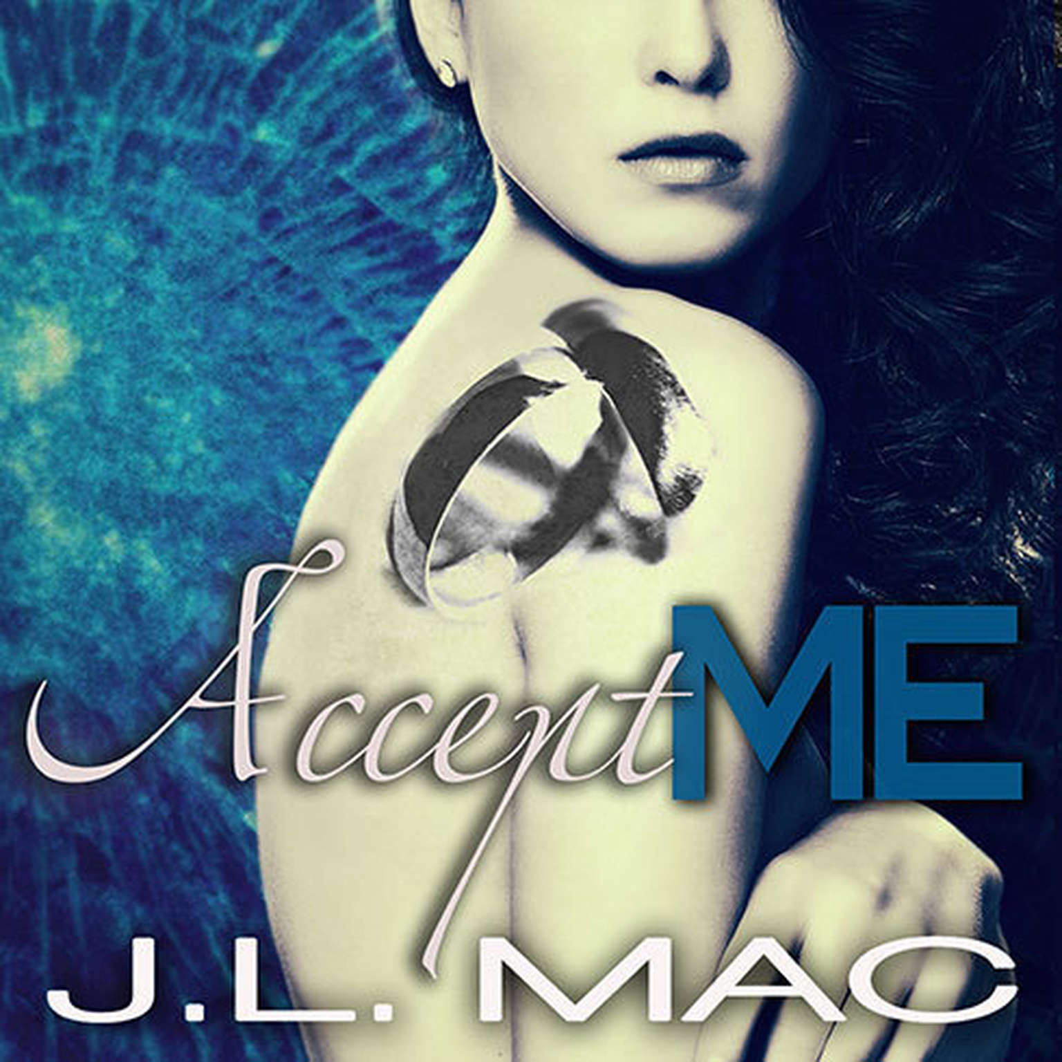 Printable Accept Me Audiobook Cover Art