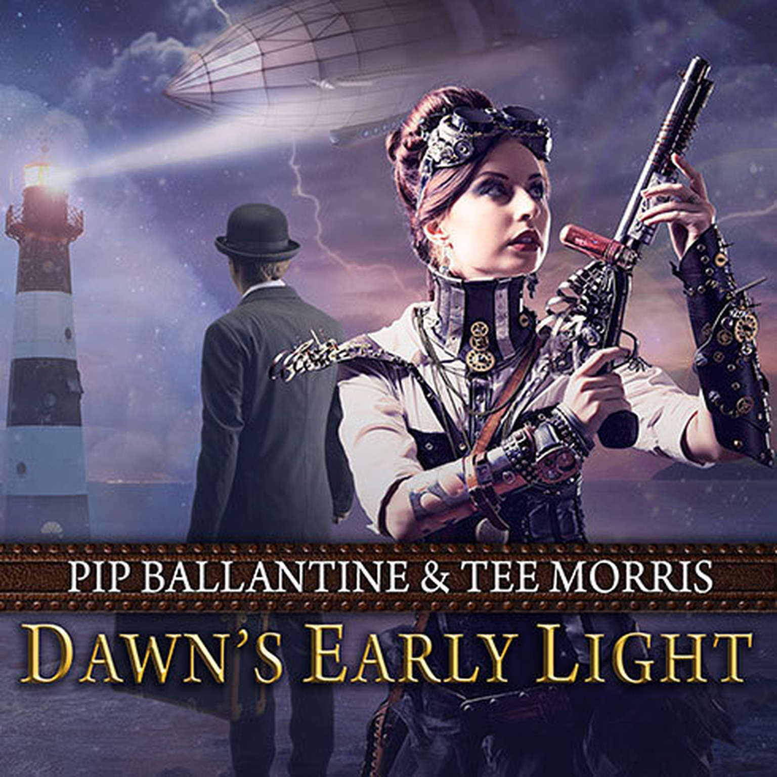 Printable Dawn's Early Light Audiobook Cover Art