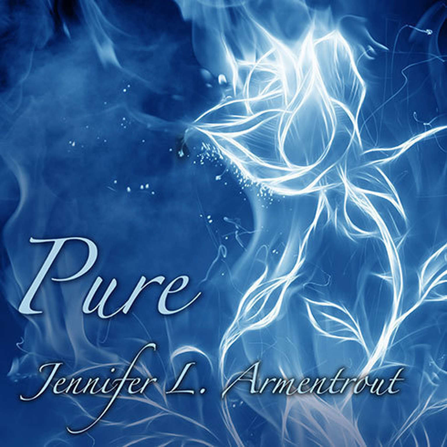 Printable Pure: The Second Covenant Novel Audiobook Cover Art