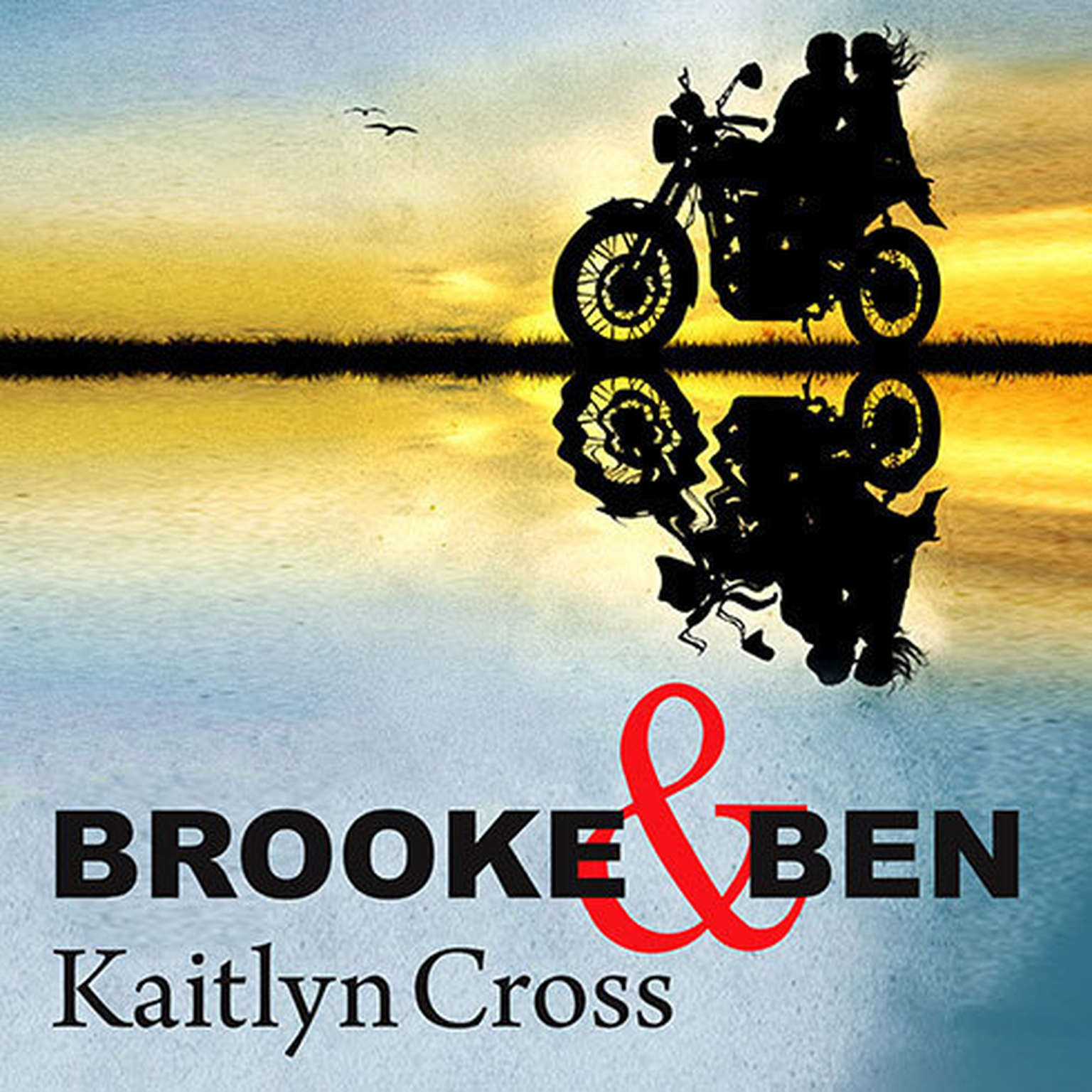 Printable Brooke & Ben: Before Fate Interrupted Audiobook Cover Art
