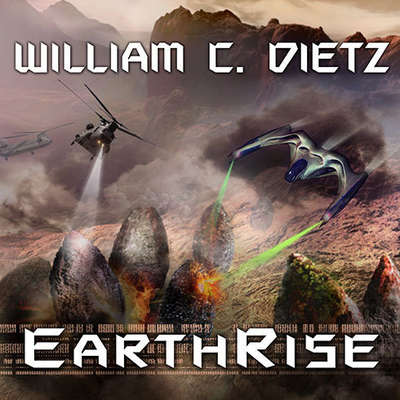 EarthRise Audiobook, by William C. Dietz