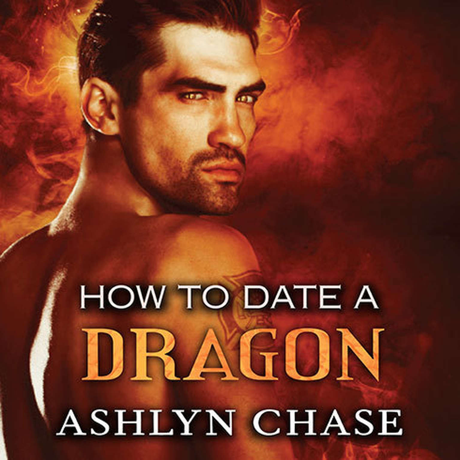Printable How to Date a Dragon Audiobook Cover Art