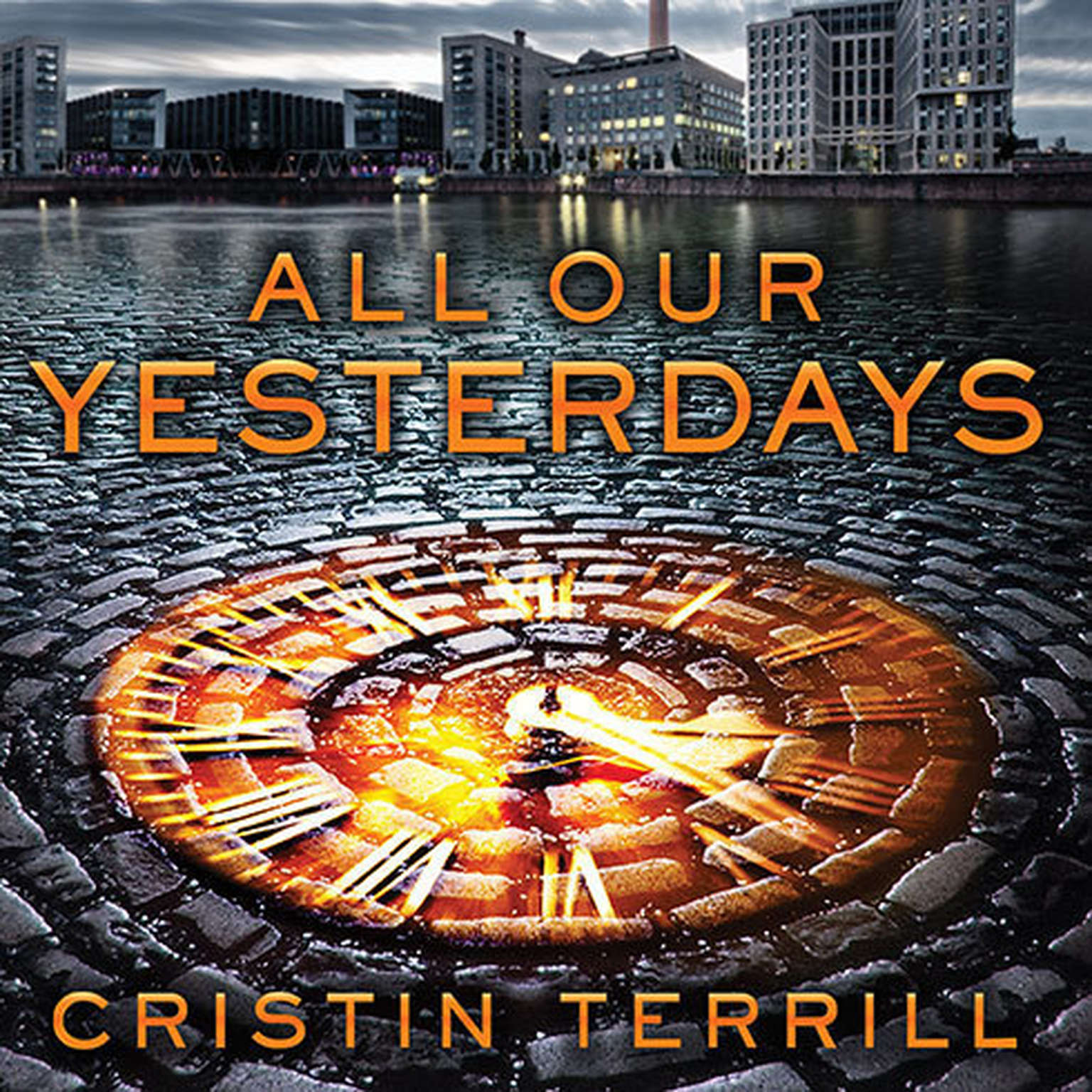 Printable All Our Yesterdays Audiobook Cover Art