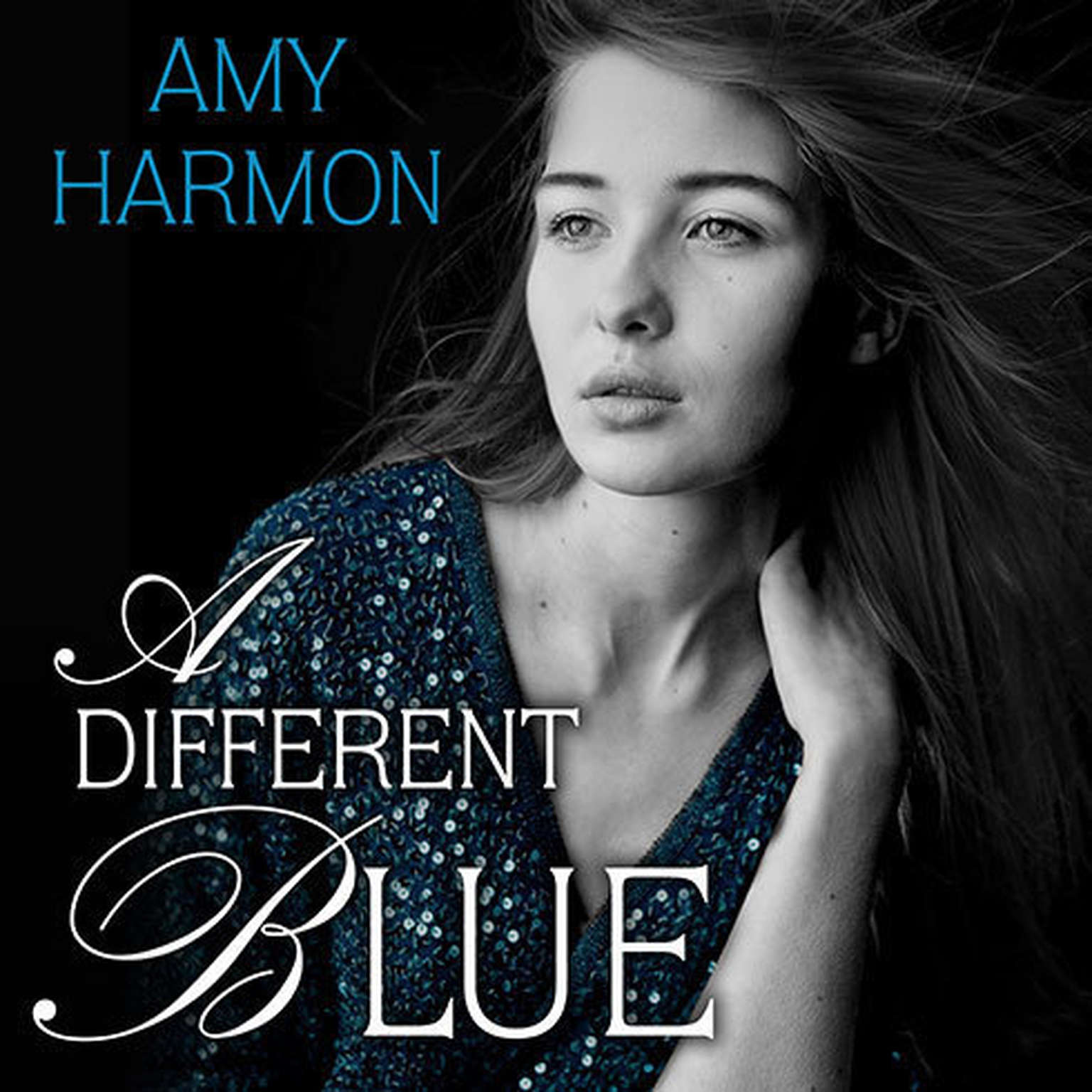 Printable A Different Blue Audiobook Cover Art