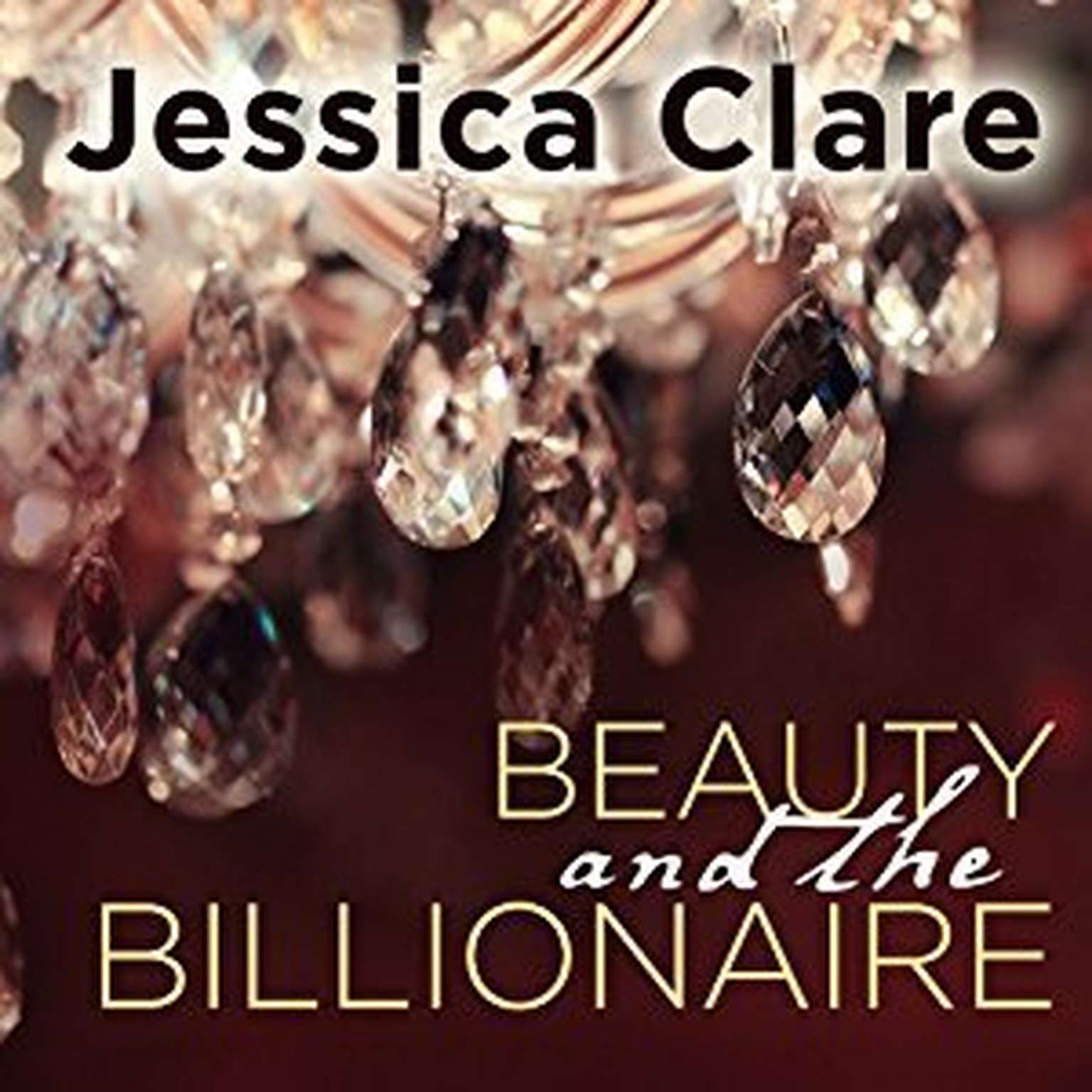 Printable Beauty and the Billionaire: The Wedding Audiobook Cover Art
