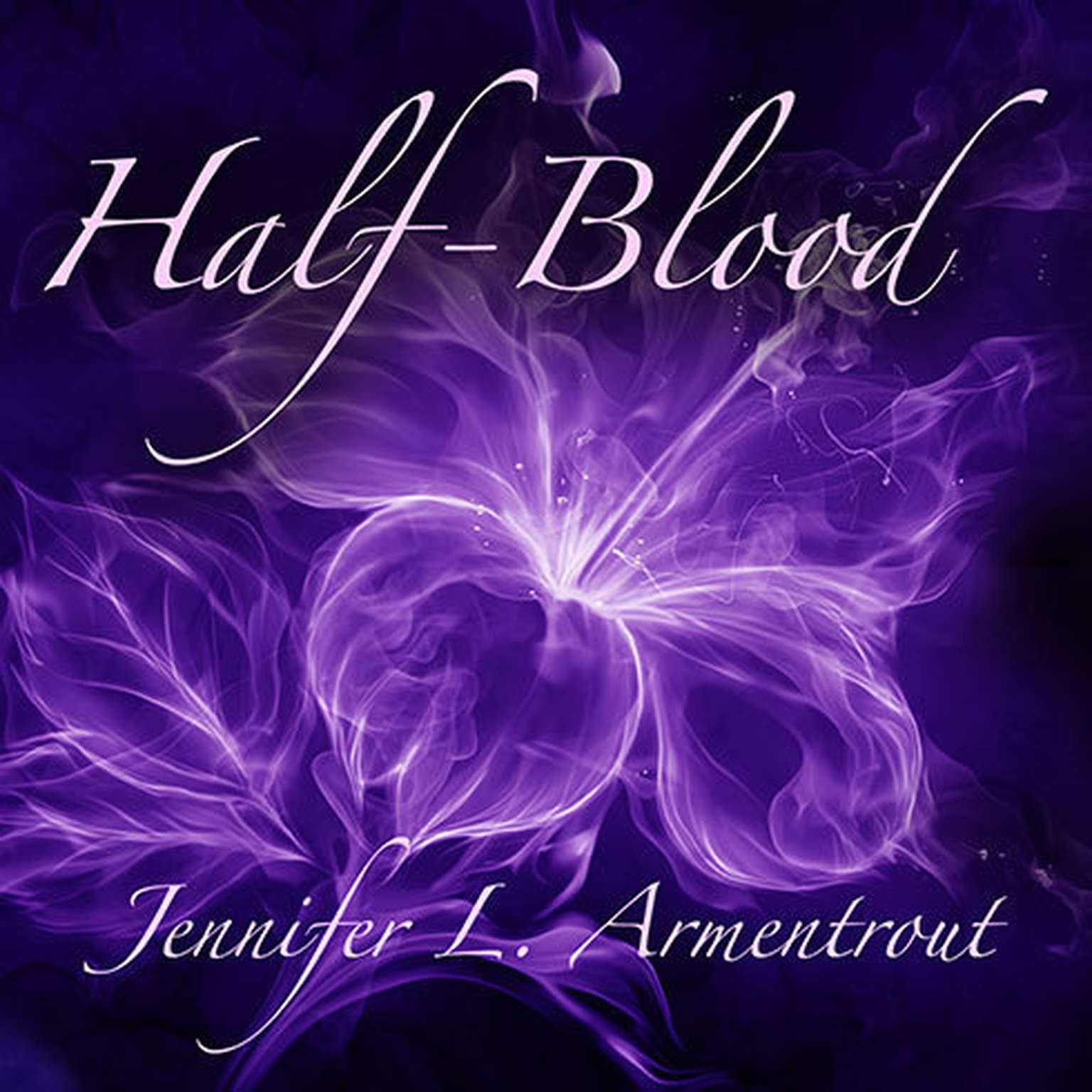 Printable Half-Blood: A Covenant Novel Audiobook Cover Art
