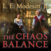 The Chaos Balance Audiobook, by L. E. Modesitt