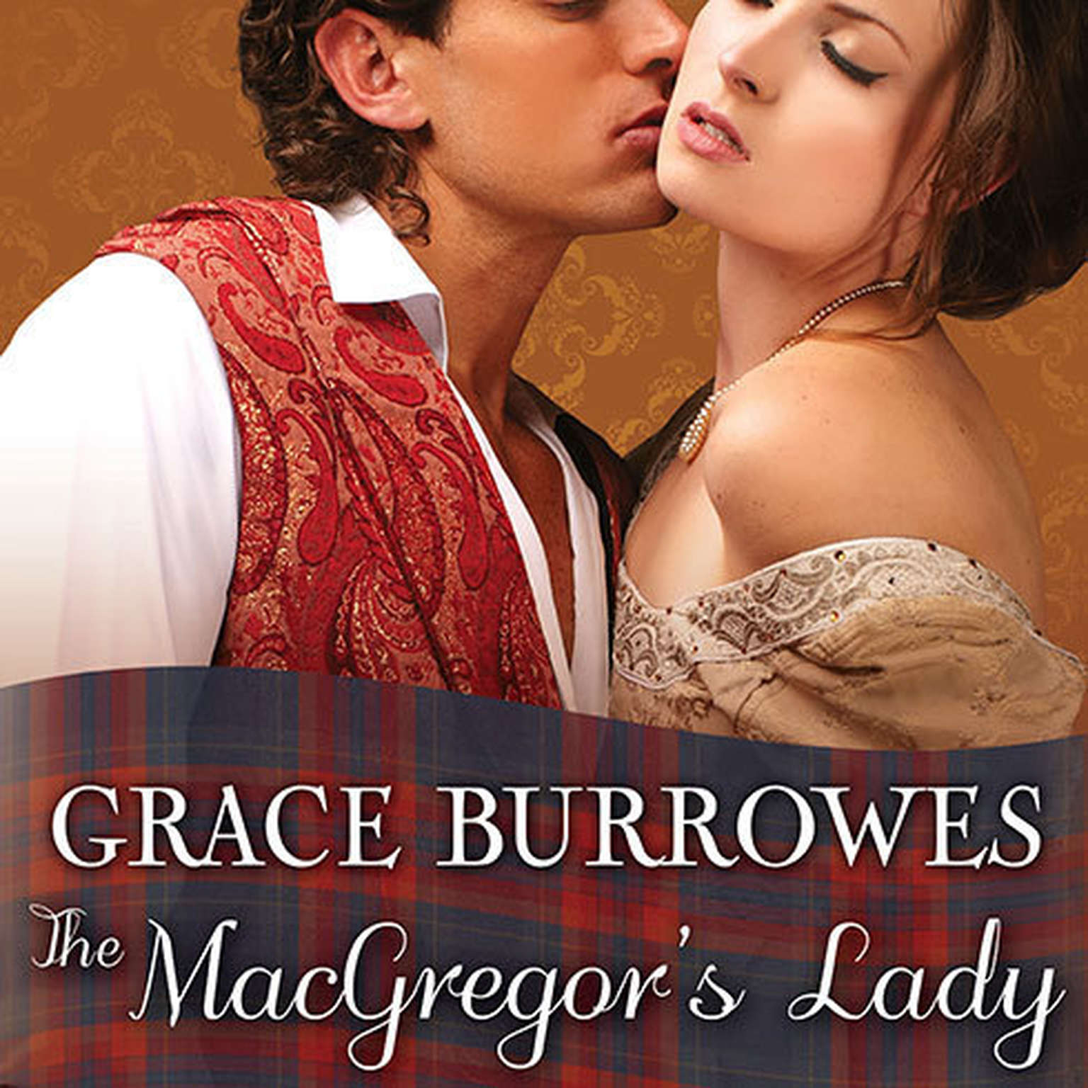 Printable The MacGregor's Lady Audiobook Cover Art