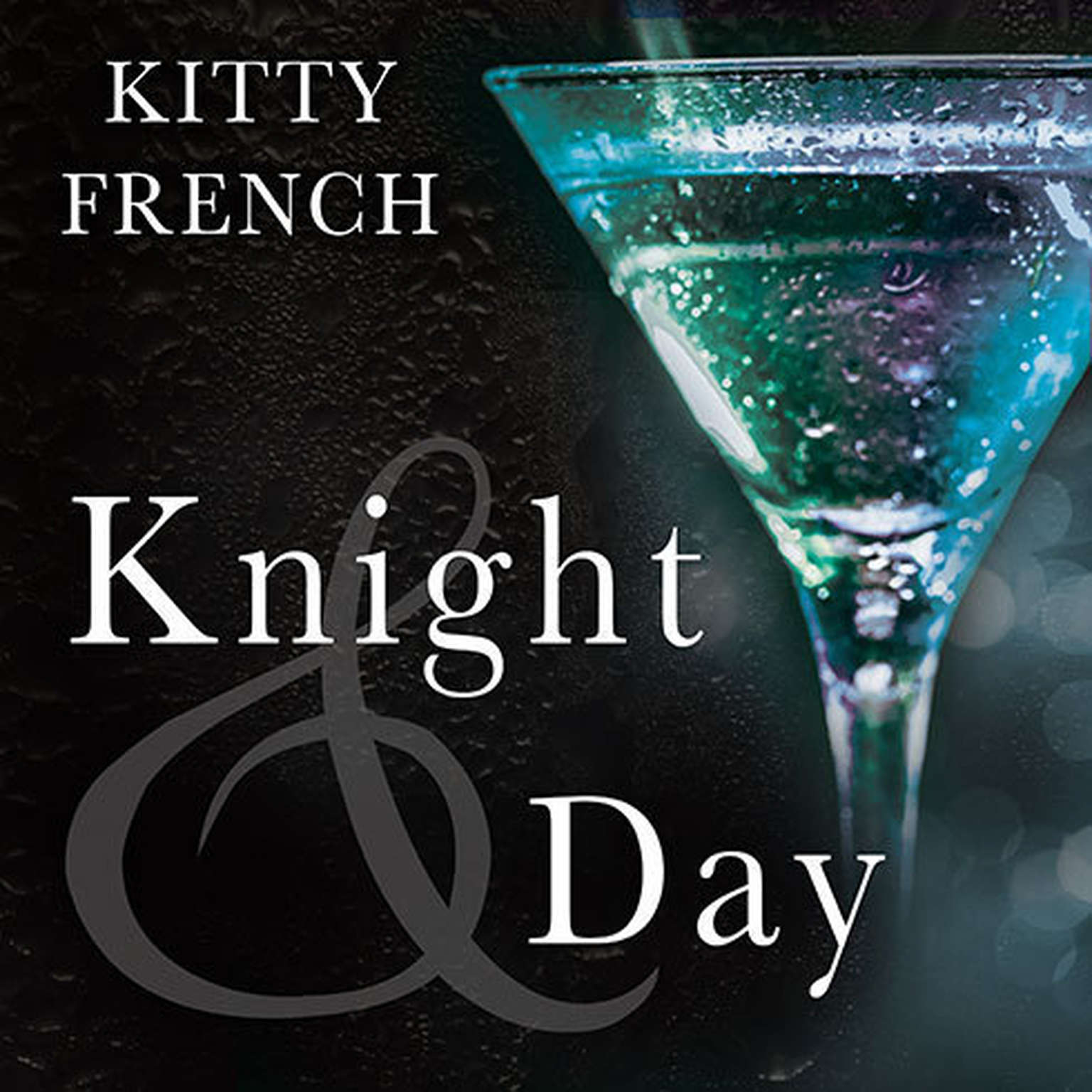 Printable Knight and Day Audiobook Cover Art
