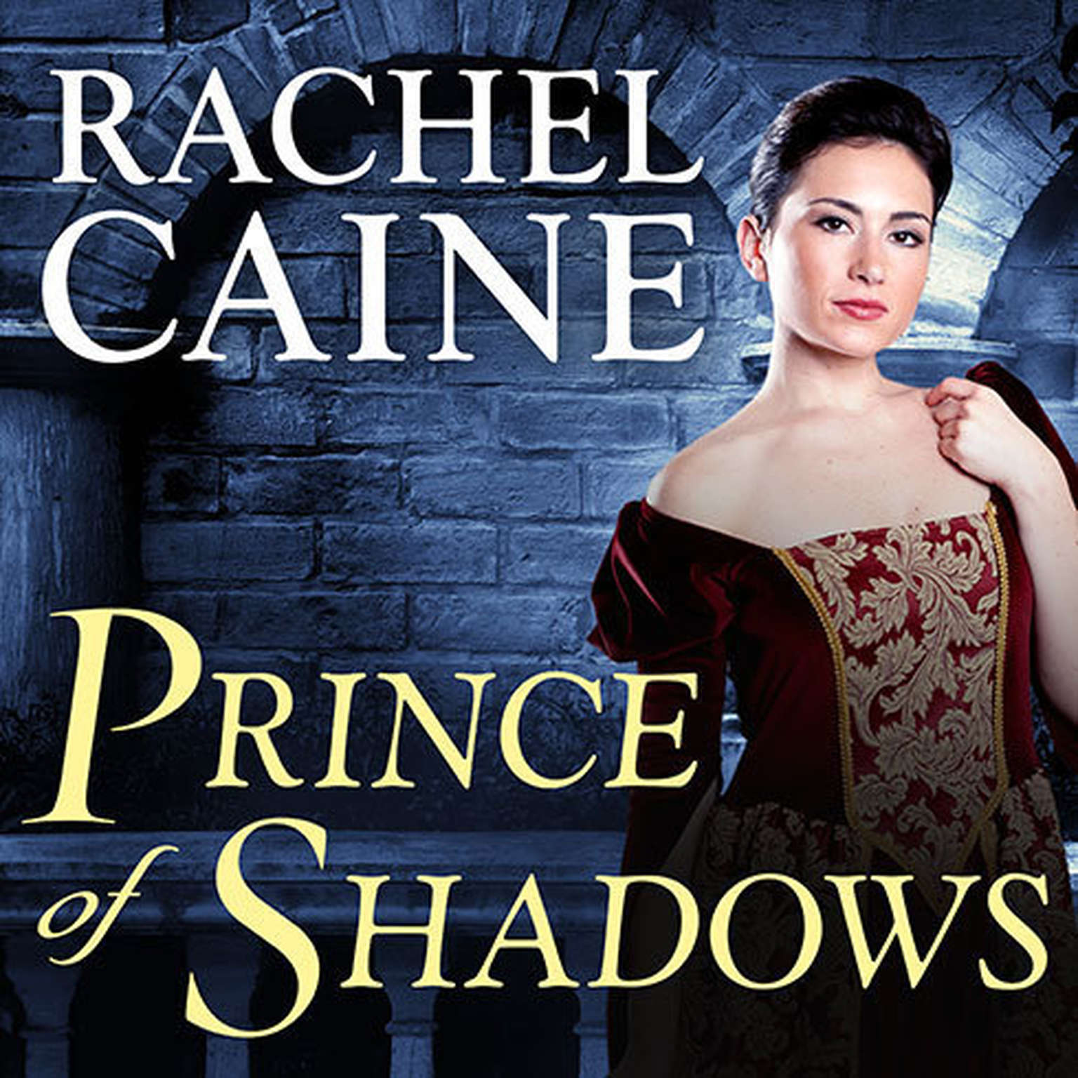 Printable Prince of Shadows: A Novel of Romeo and Juliet Audiobook Cover Art