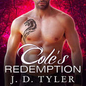 Coles Redemption Audiobook, by J. D. Tyler