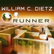 Runner Audiobook, by William C. Dietz